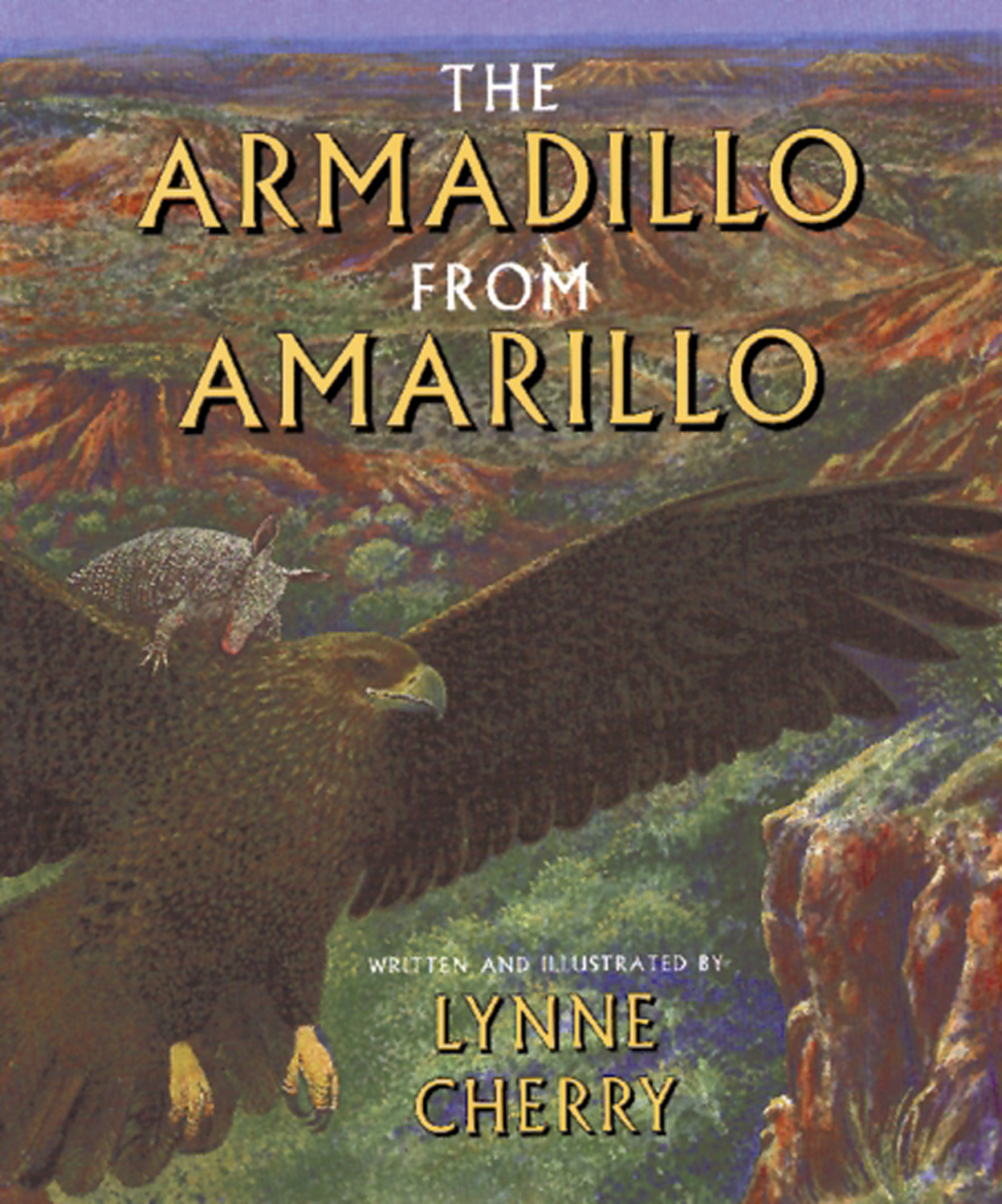 The Armadillo from Amarillo-9780152019556