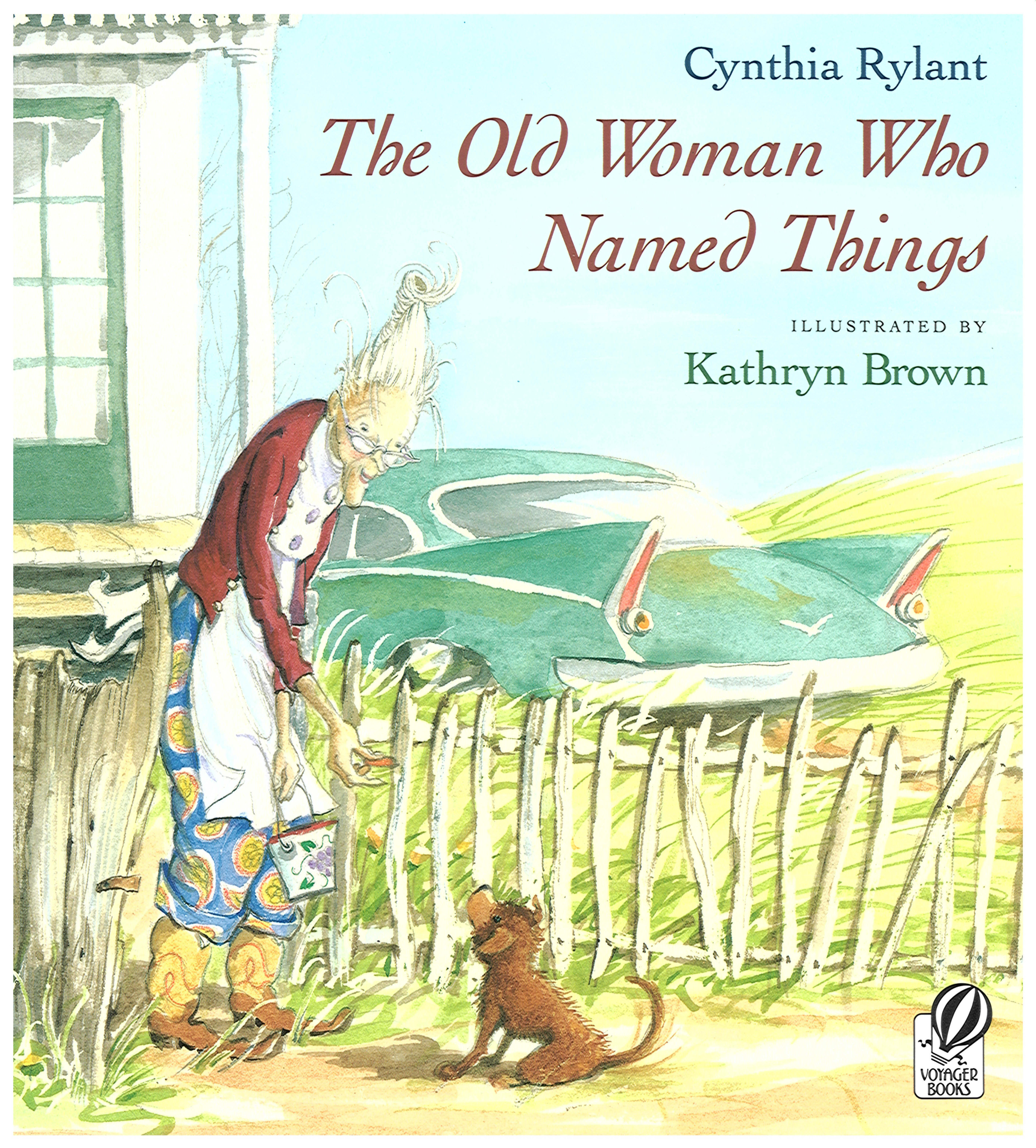 The Old Woman Who Named Things-9780152021023