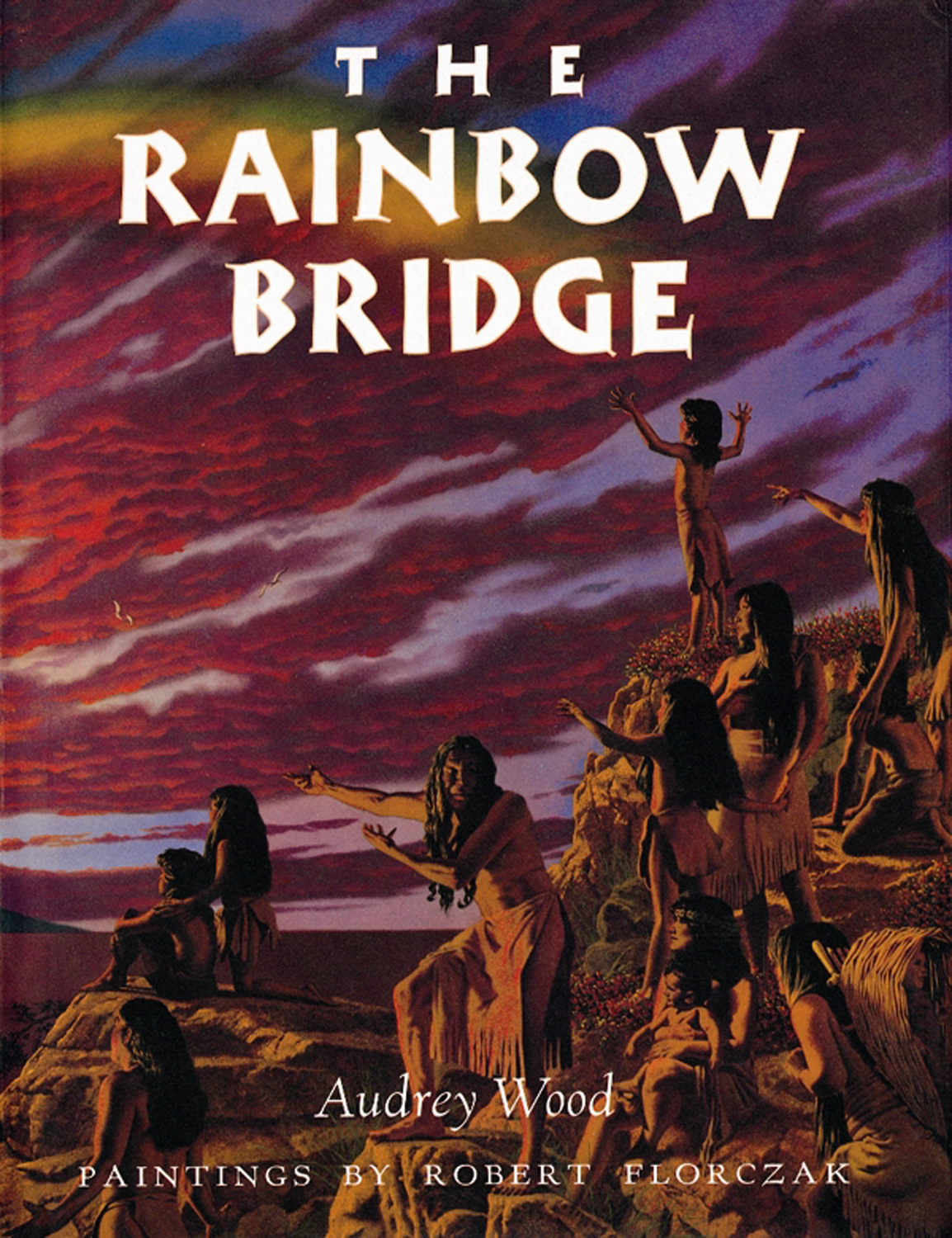 The Rainbow Bridge-9780152021061