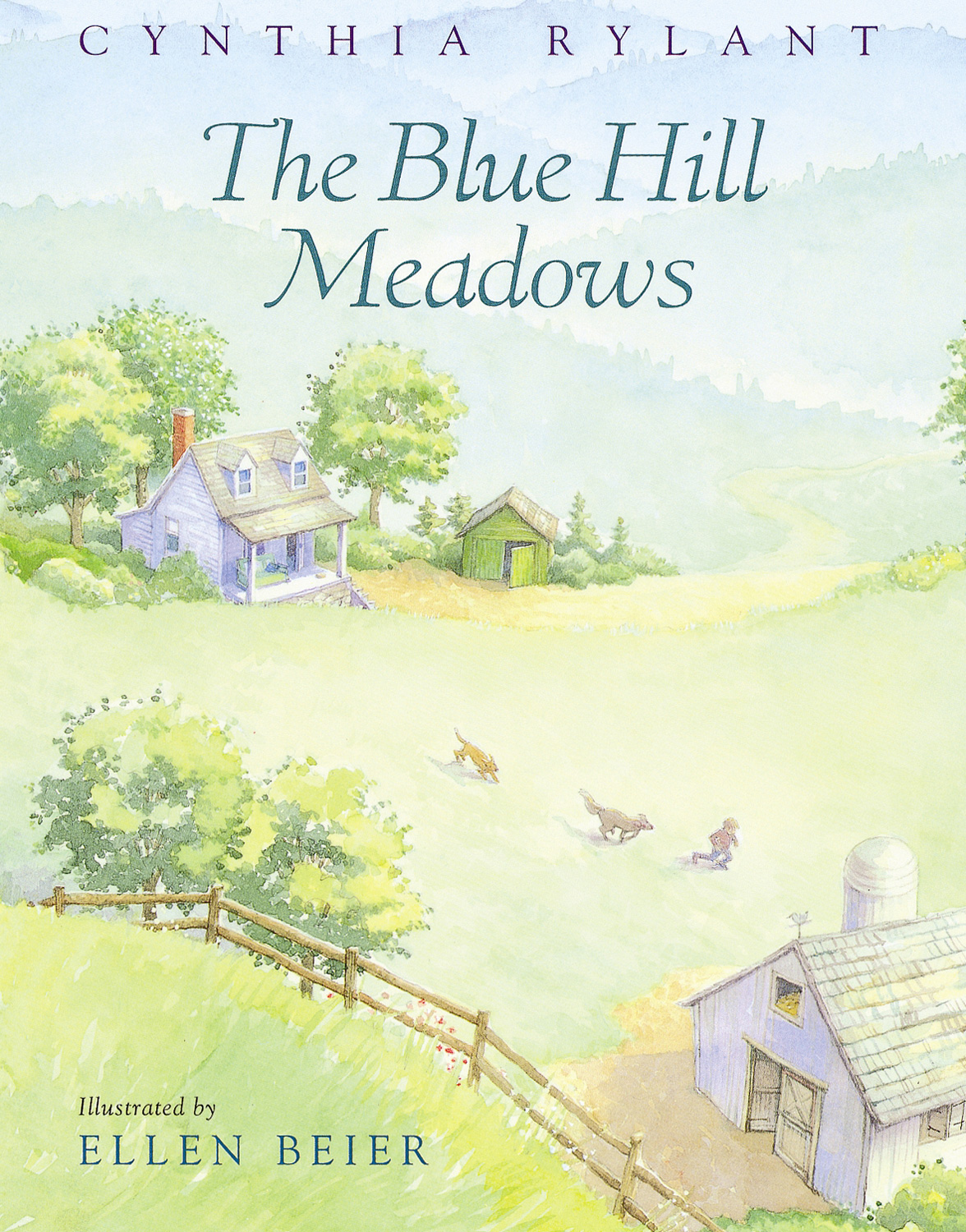 The Blue Hill Meadows-9780152024673