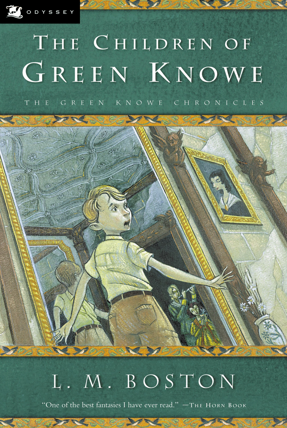 The Children of Green Knowe-9780152024680