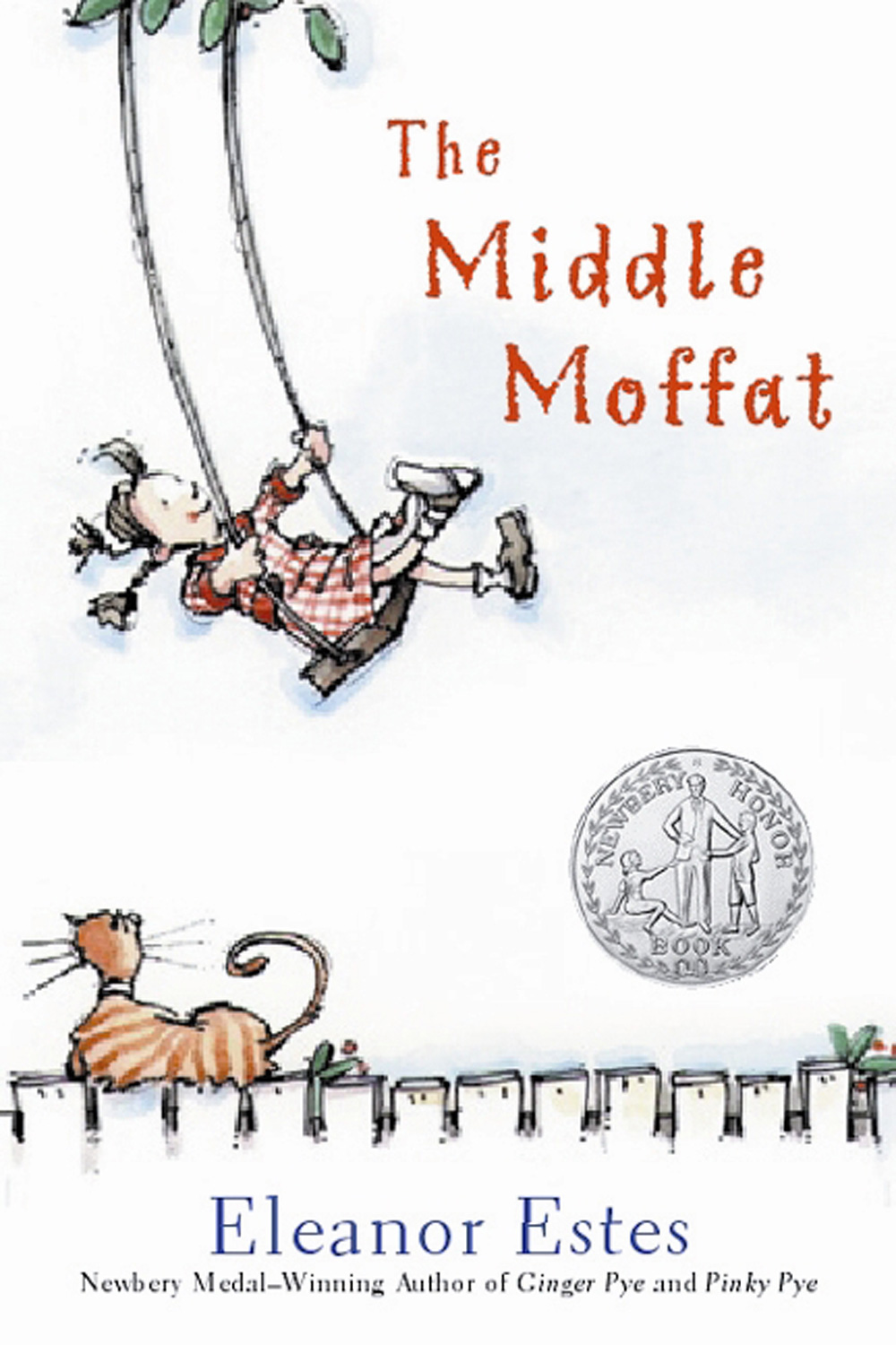 The Middle Moffat-9780152025298