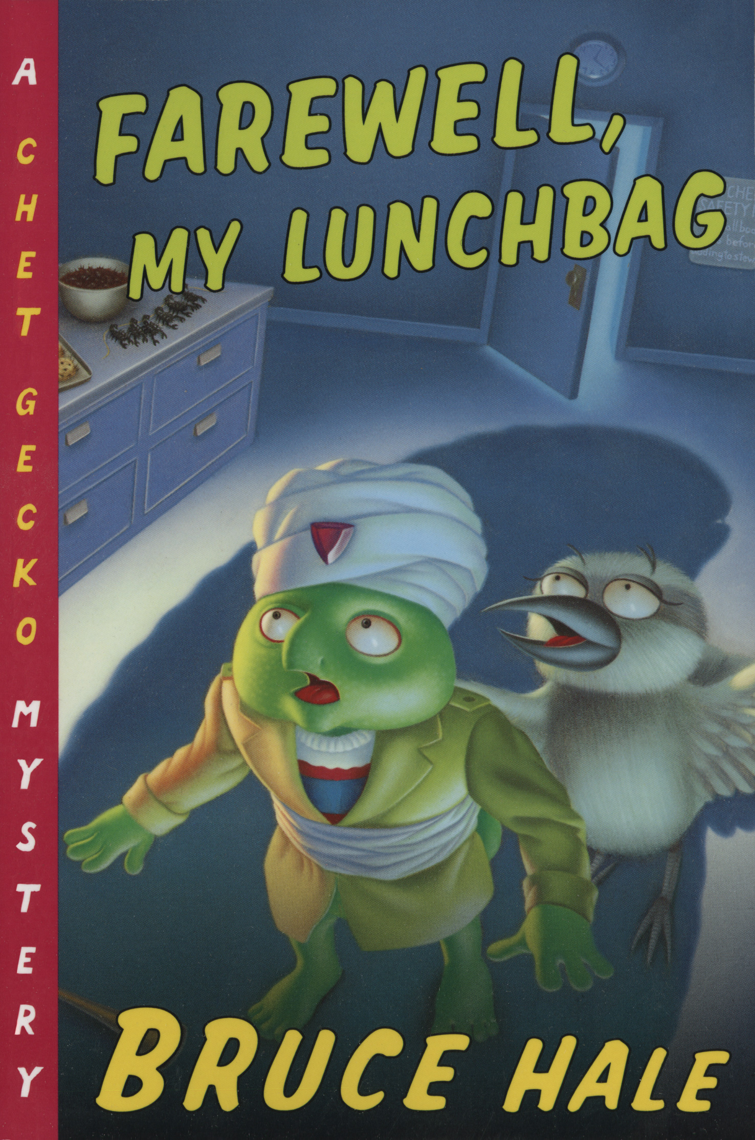 Farewell, My Lunchbag-9780152026295