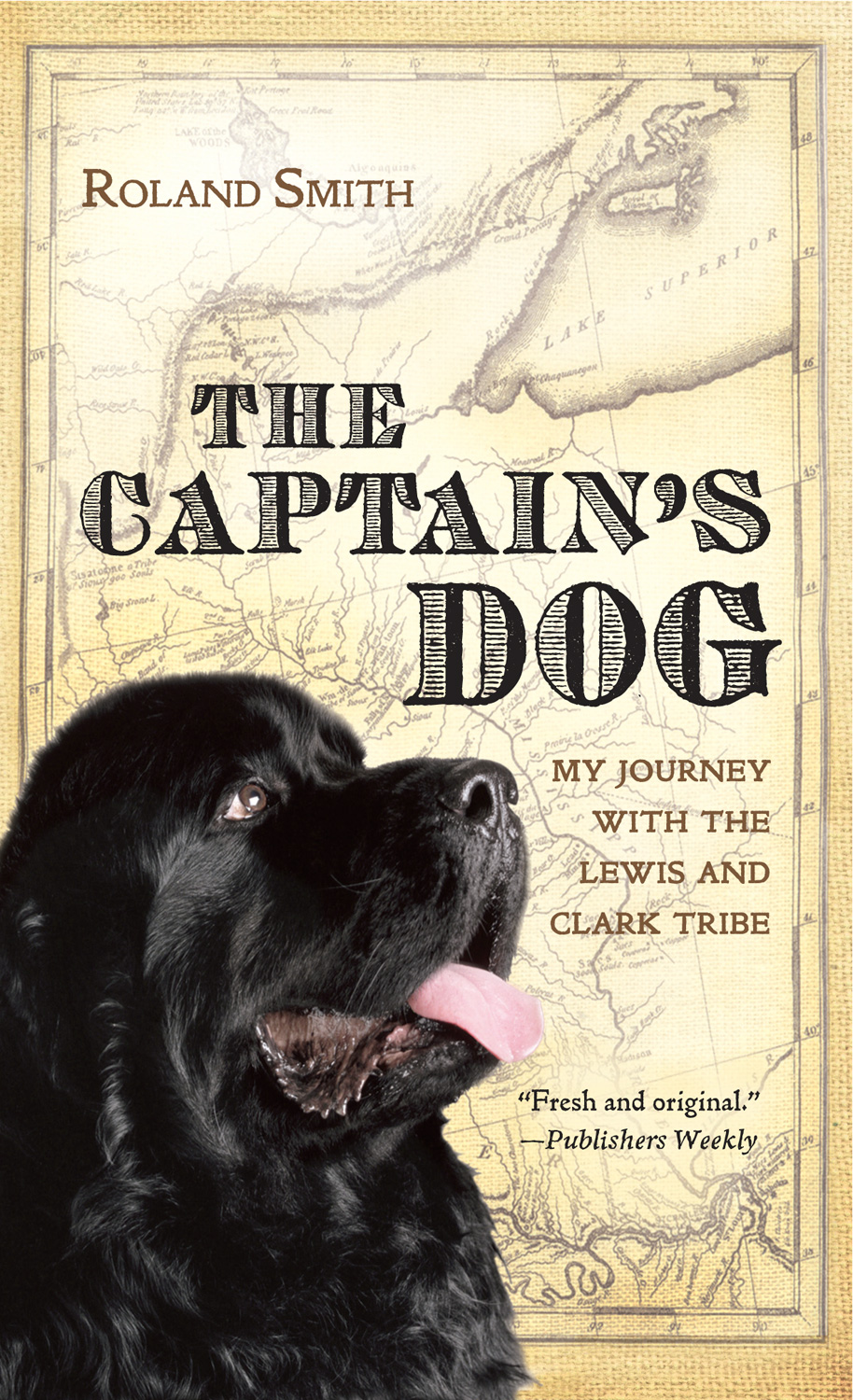 The Captain's Dog-9780152026967