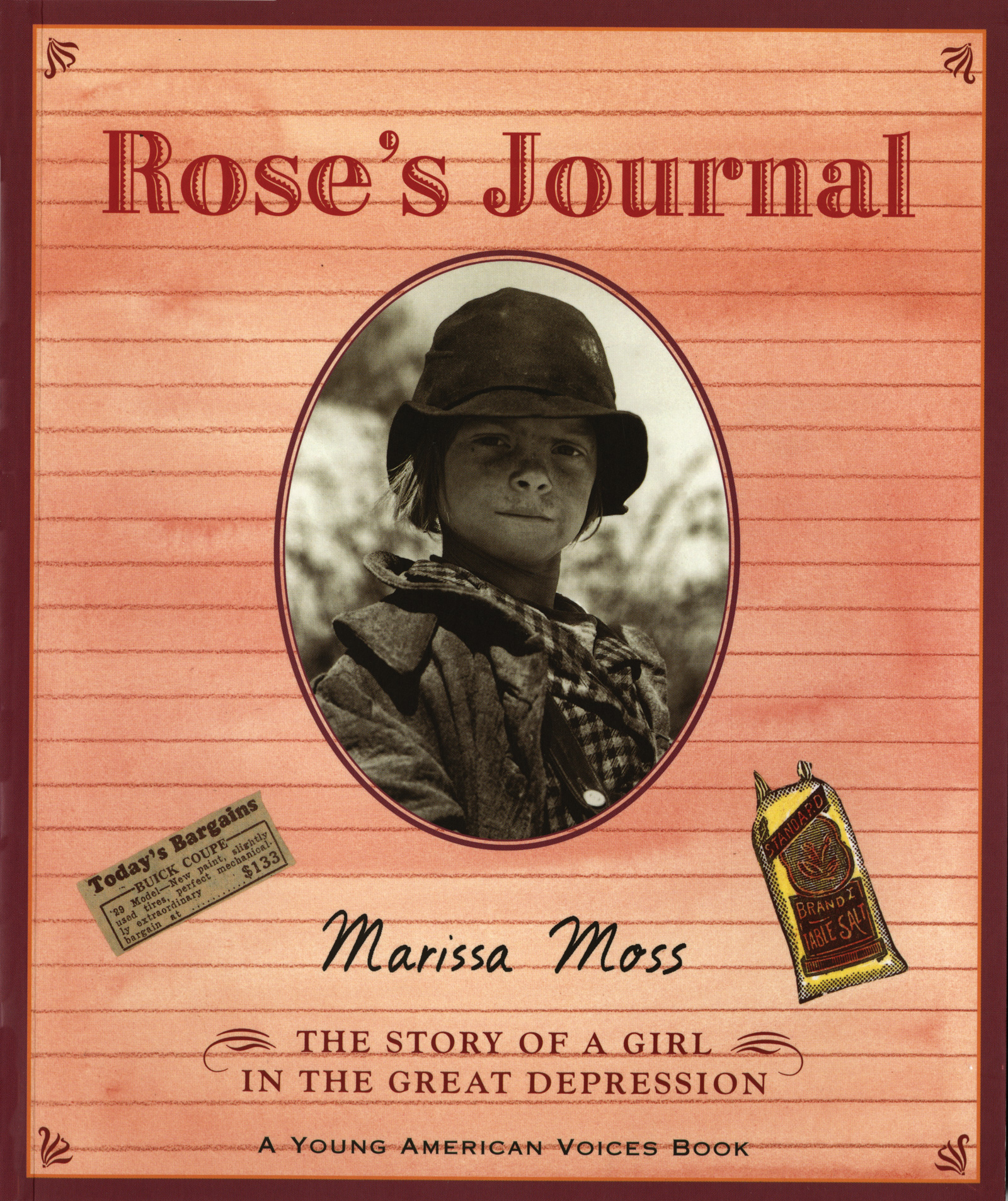 Rose's Journal-9780152046057