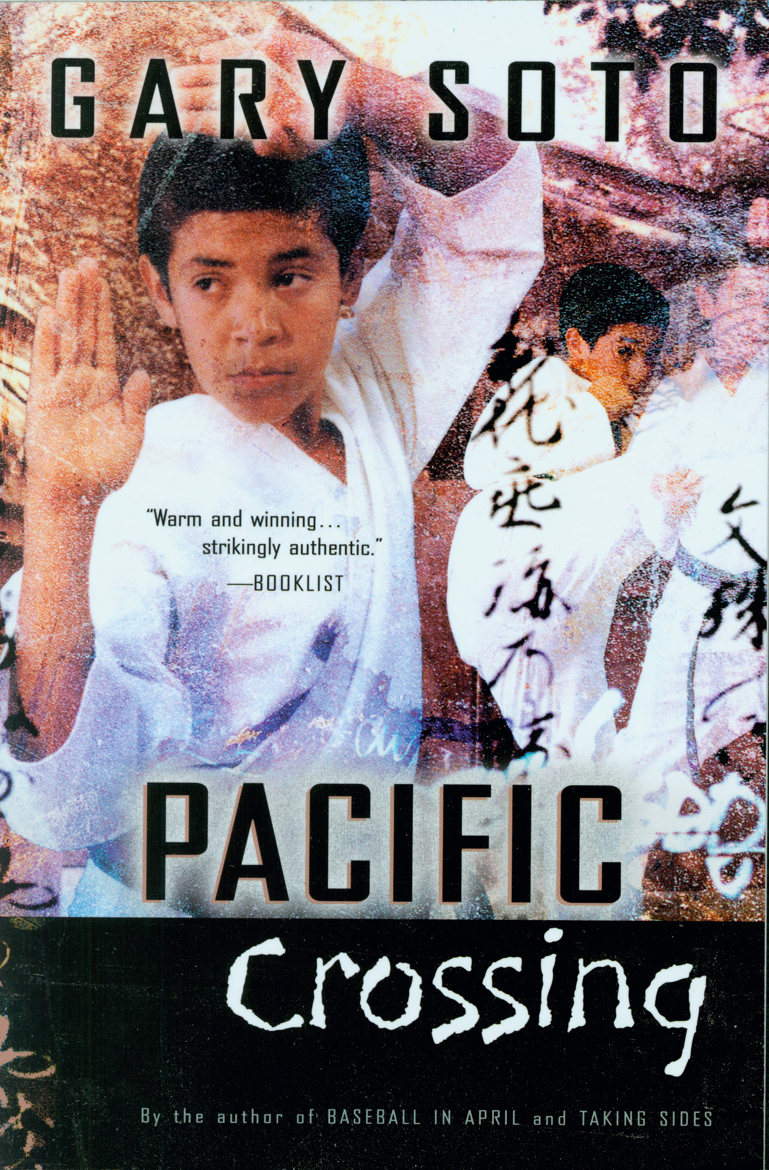 Pacific Crossing-9780152046965