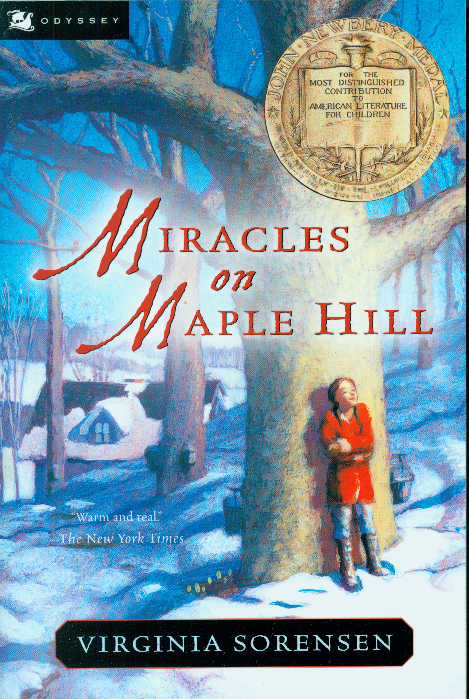 Miracles on Maple Hill-9780152047184