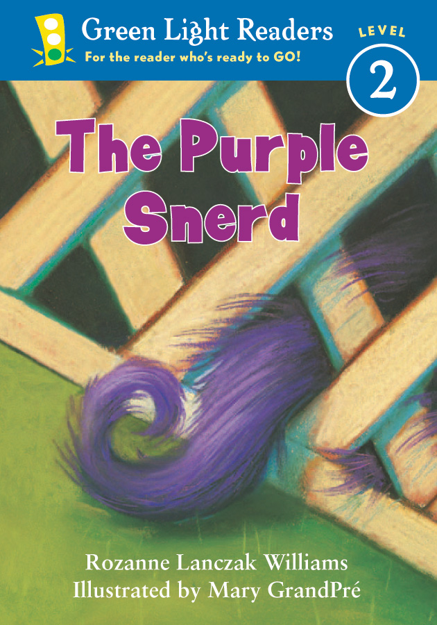 The Purple Snerd-9780152048266