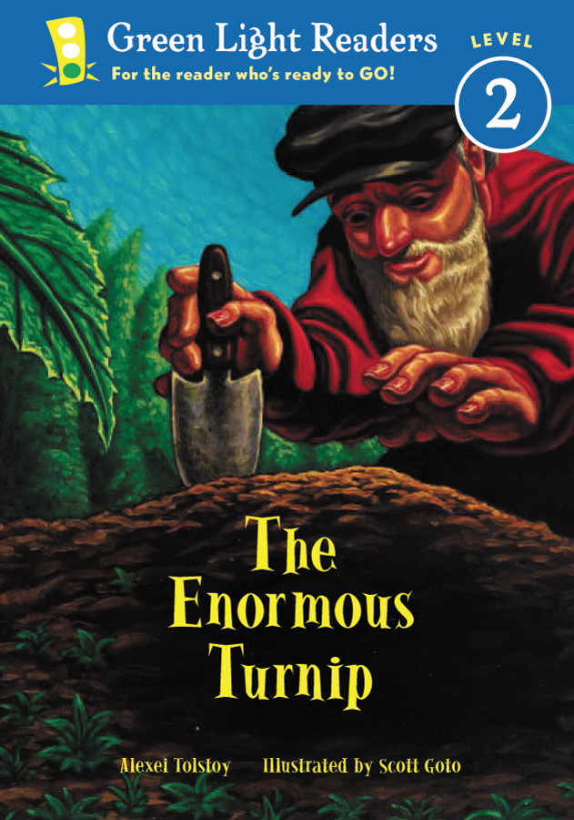 The Enormous Turnip-9780152048433
