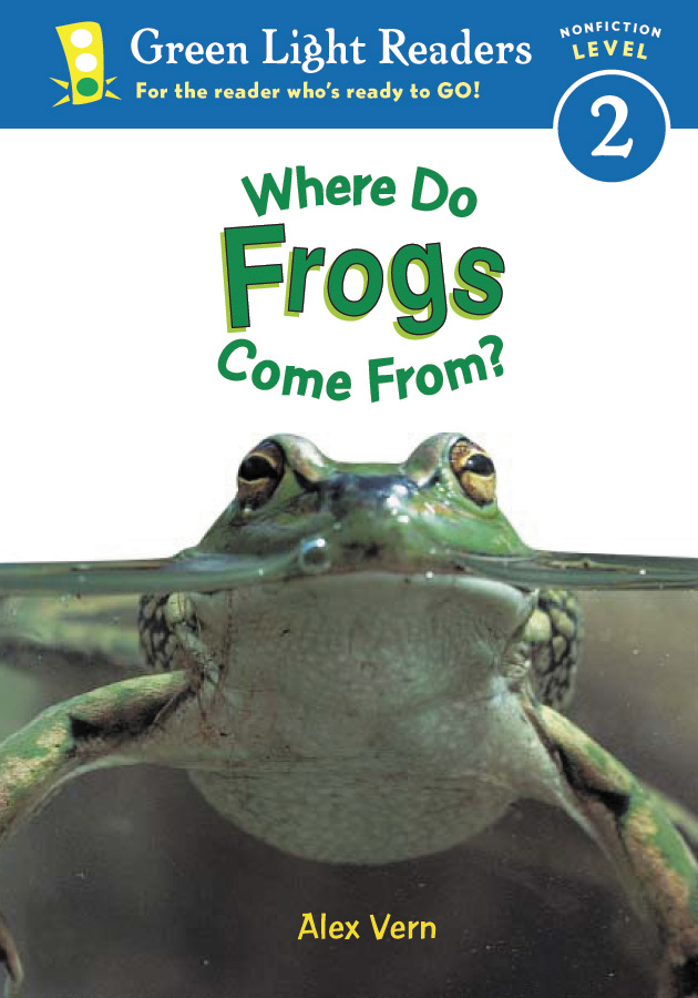 Where Do Frogs Come From?-9780152048440