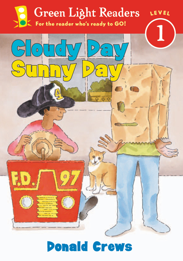Cloudy Day Sunny Day-9780152048501