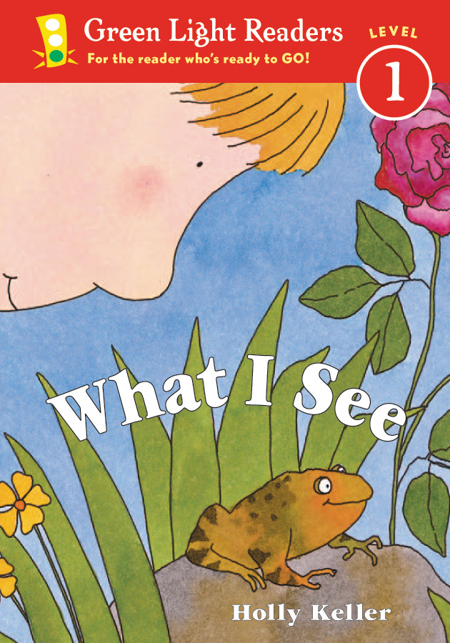 What I See-9780152048549