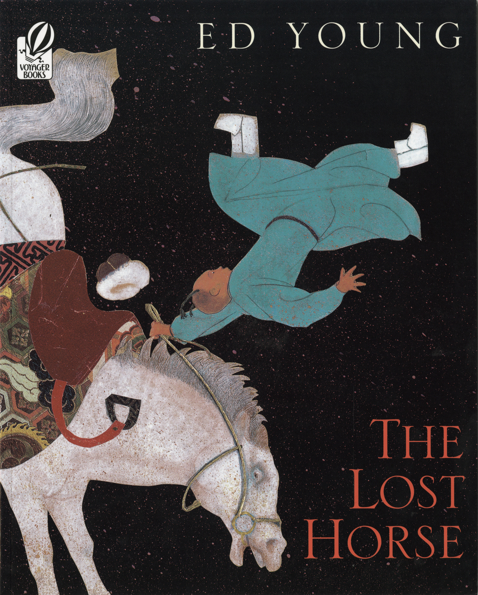 The Lost Horse-9780152050238