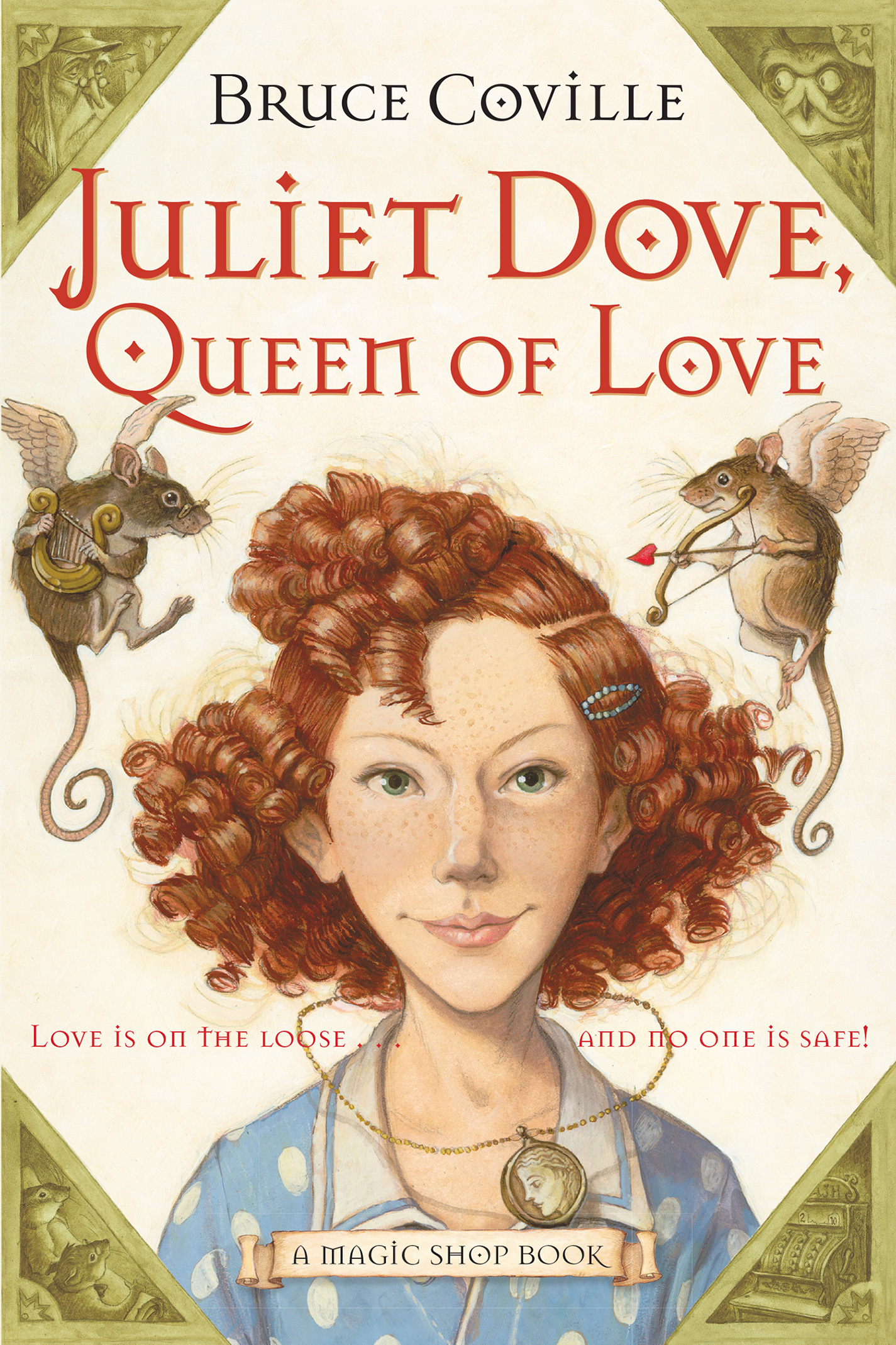 Juliet Dove, Queen of Love-9780152052171