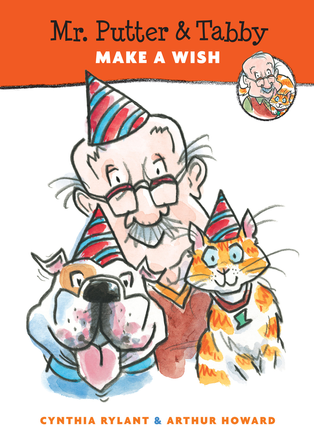 Mr. Putter & Tabby Make a Wish-9780152054434