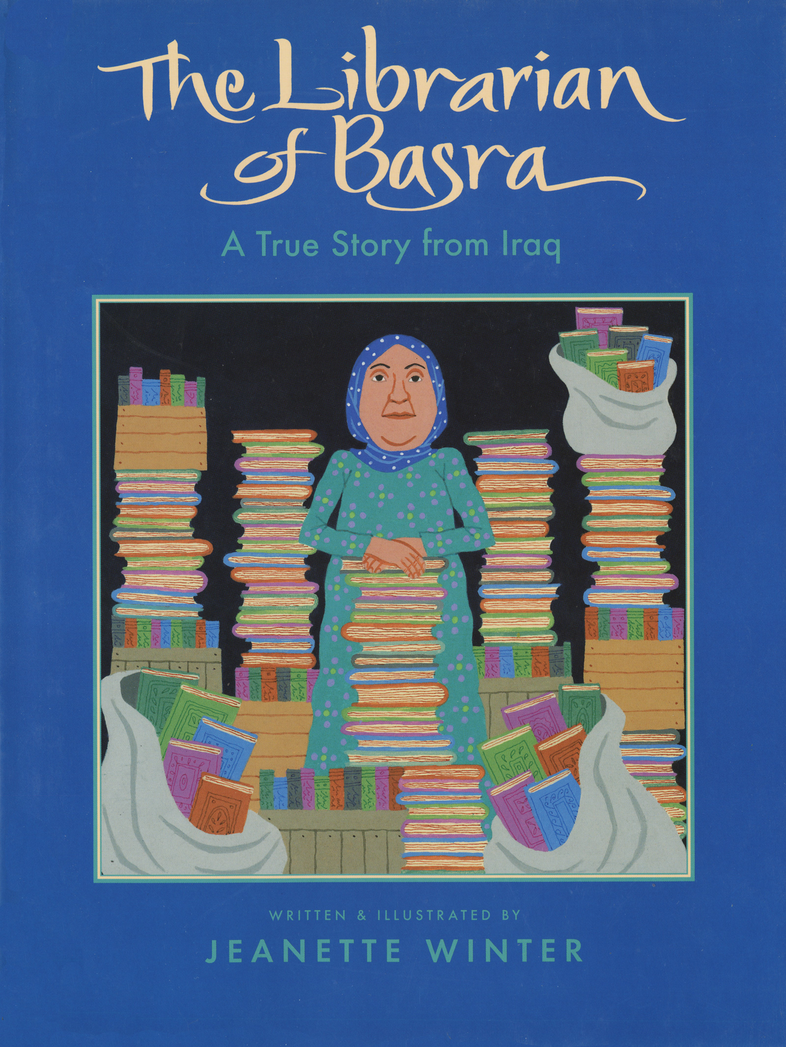 The Librarian of Basra-9780152054458