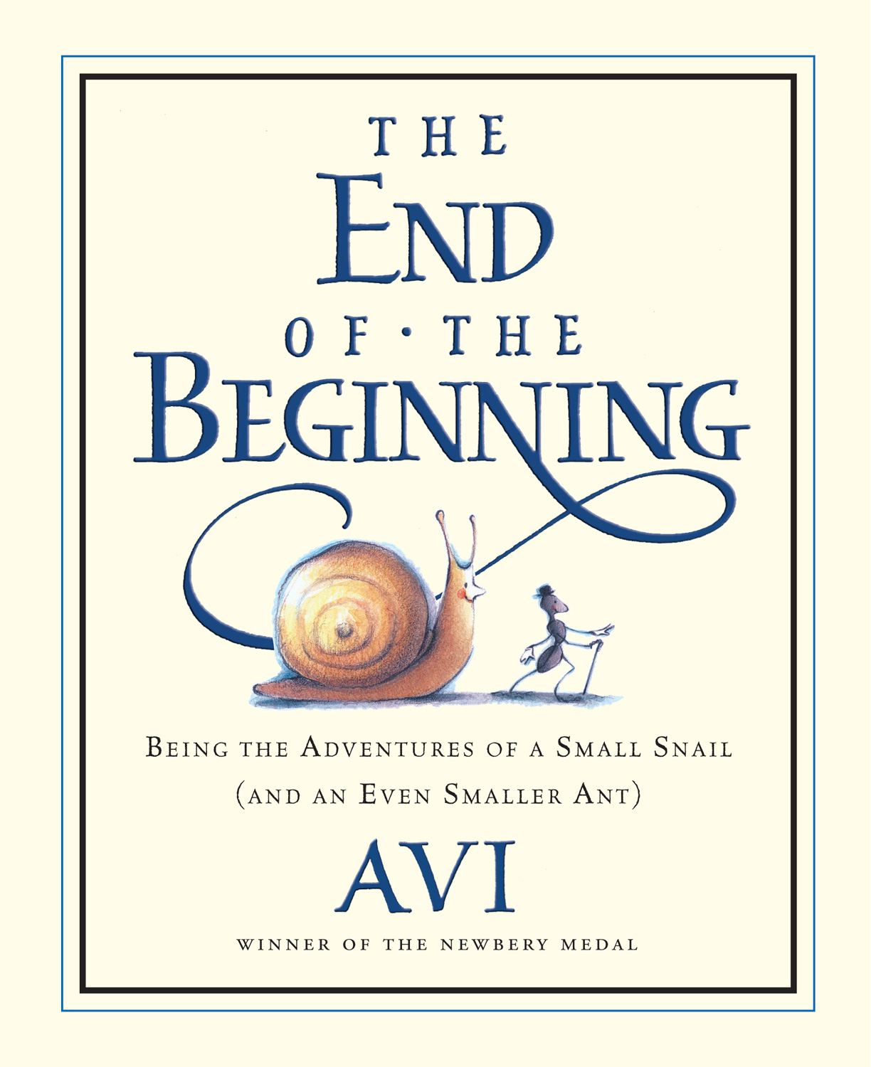 The End of the Beginning-9780152055325
