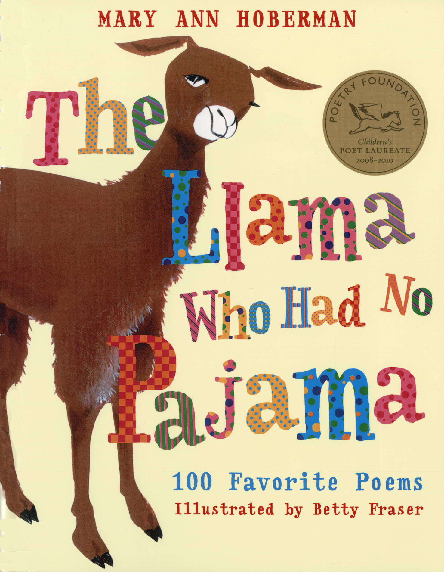 The Llama Who Had No Pajama-9780152055714