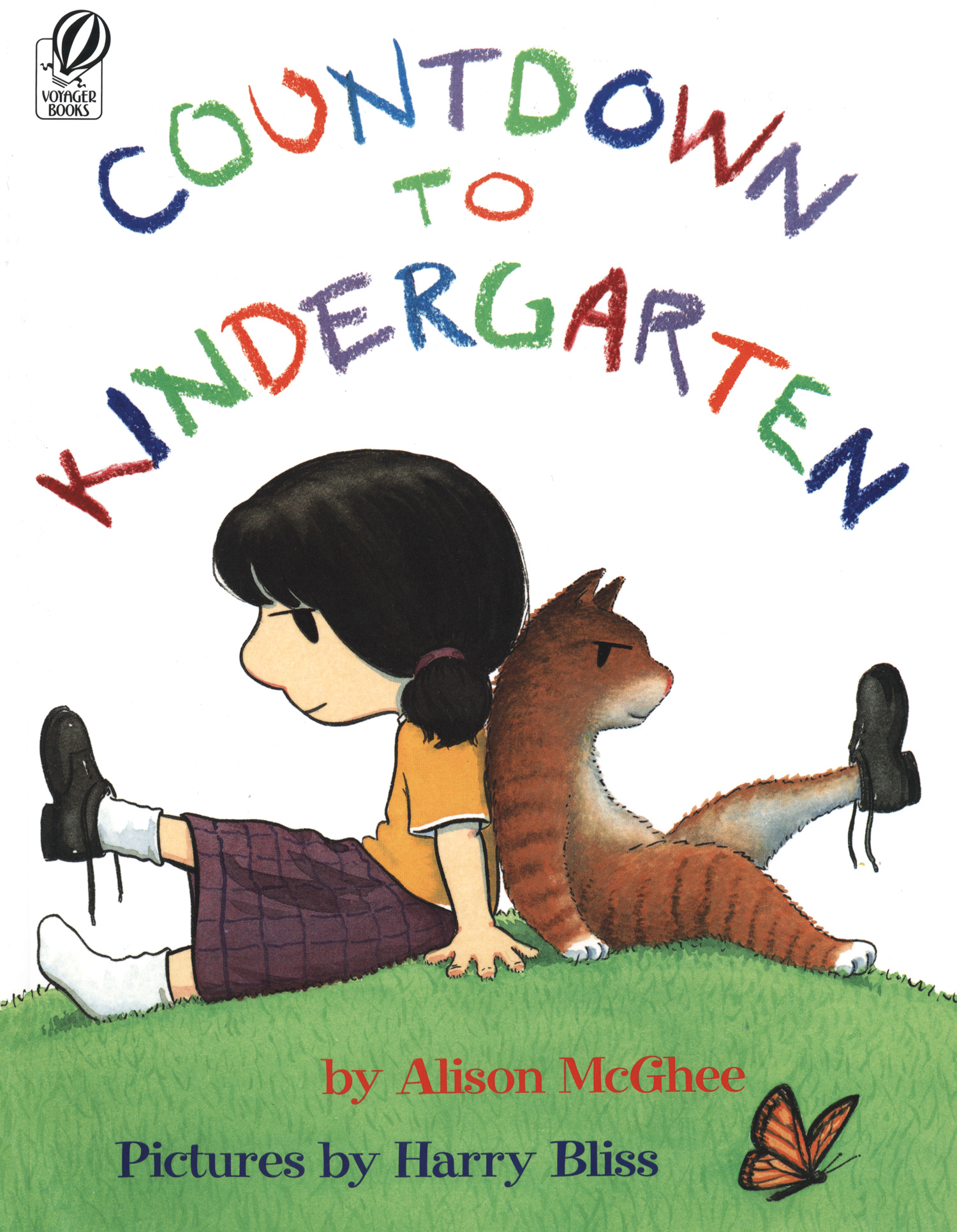 Countdown to Kindergarten-9780152055868