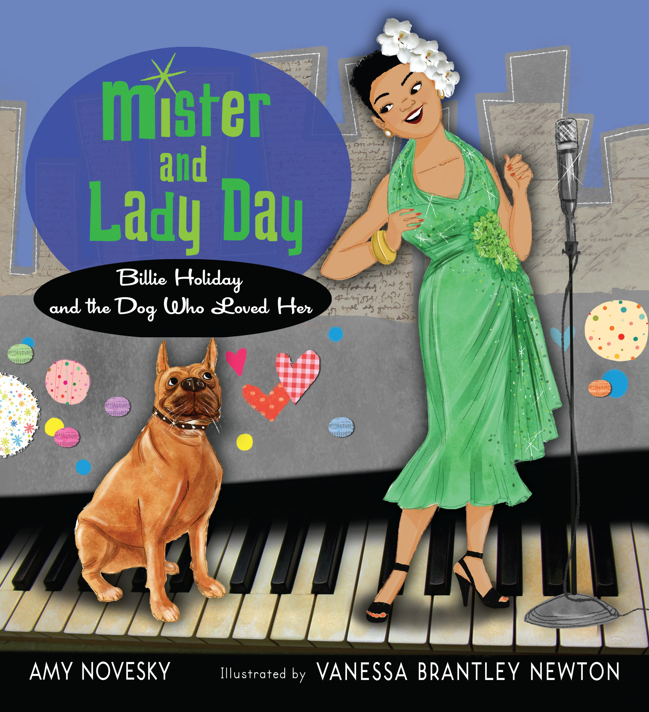 Mister and Lady Day-9780152058067