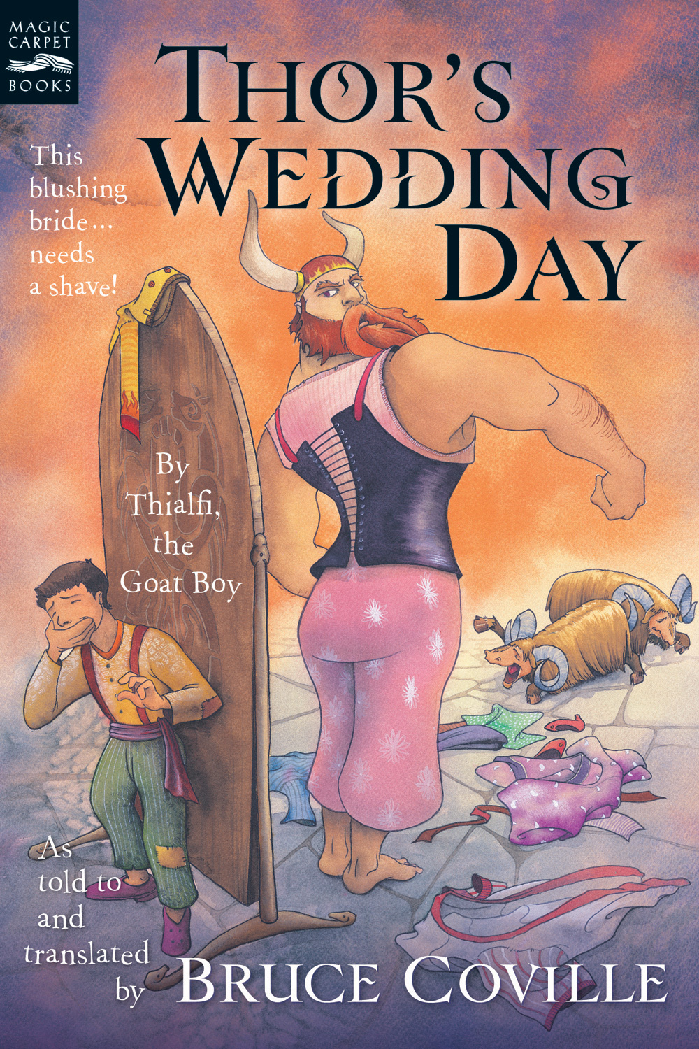 Thor's Wedding Day-9780152058722