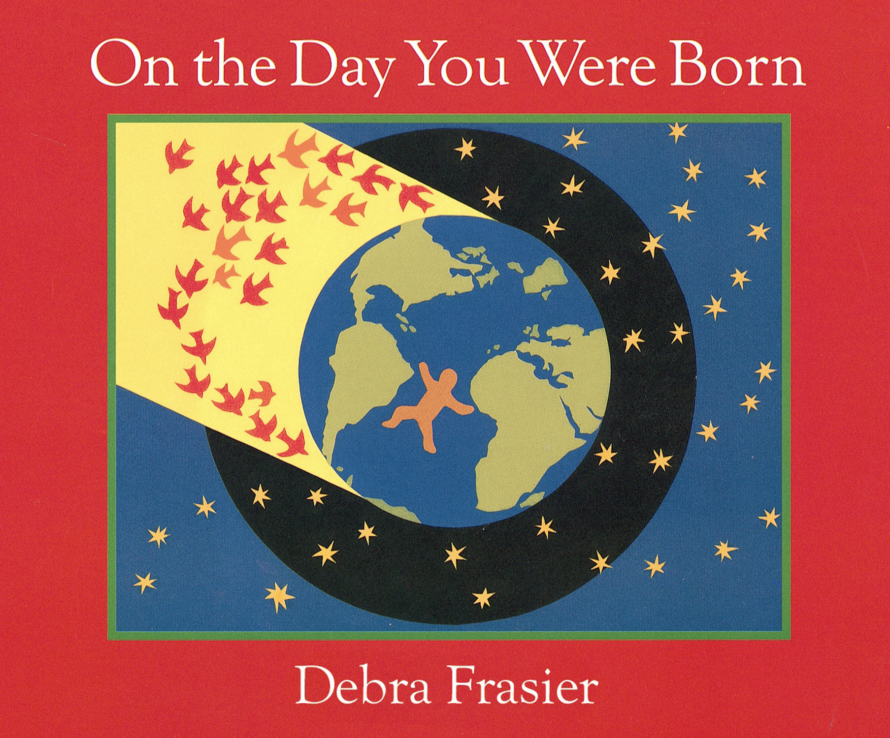 On the Day You Were Born-9780152059446