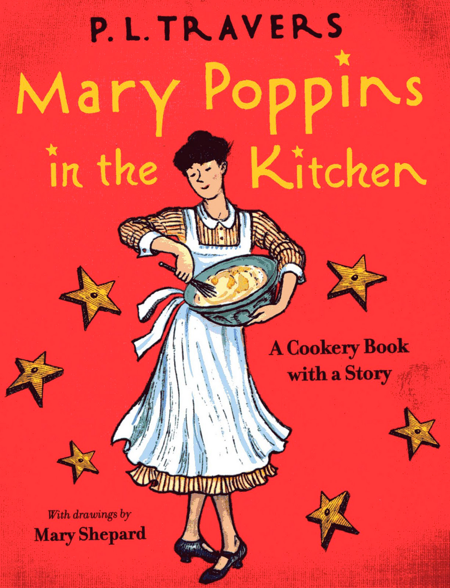 Mary Poppins in the Kitchen-9780152060800