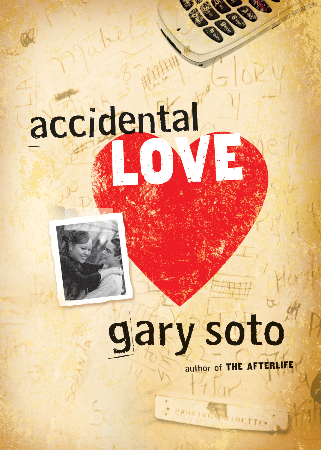Accidental Love-9780152061135