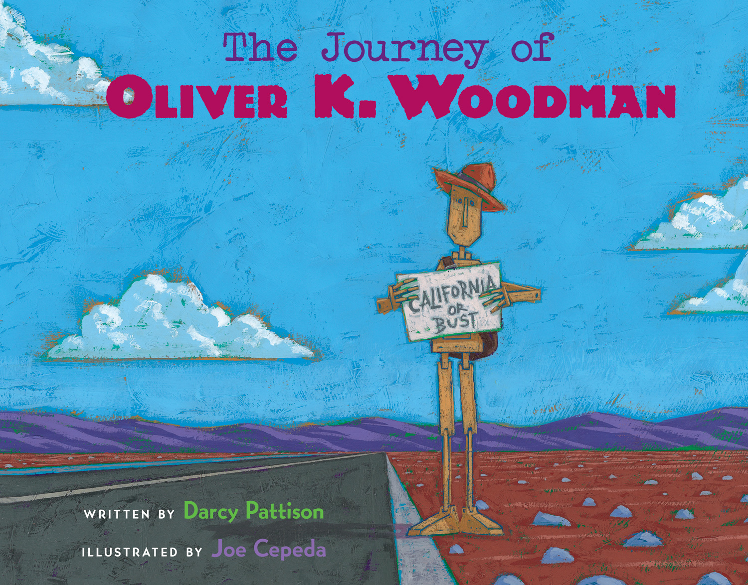 The Journey of Oliver K. Woodman-9780152061180