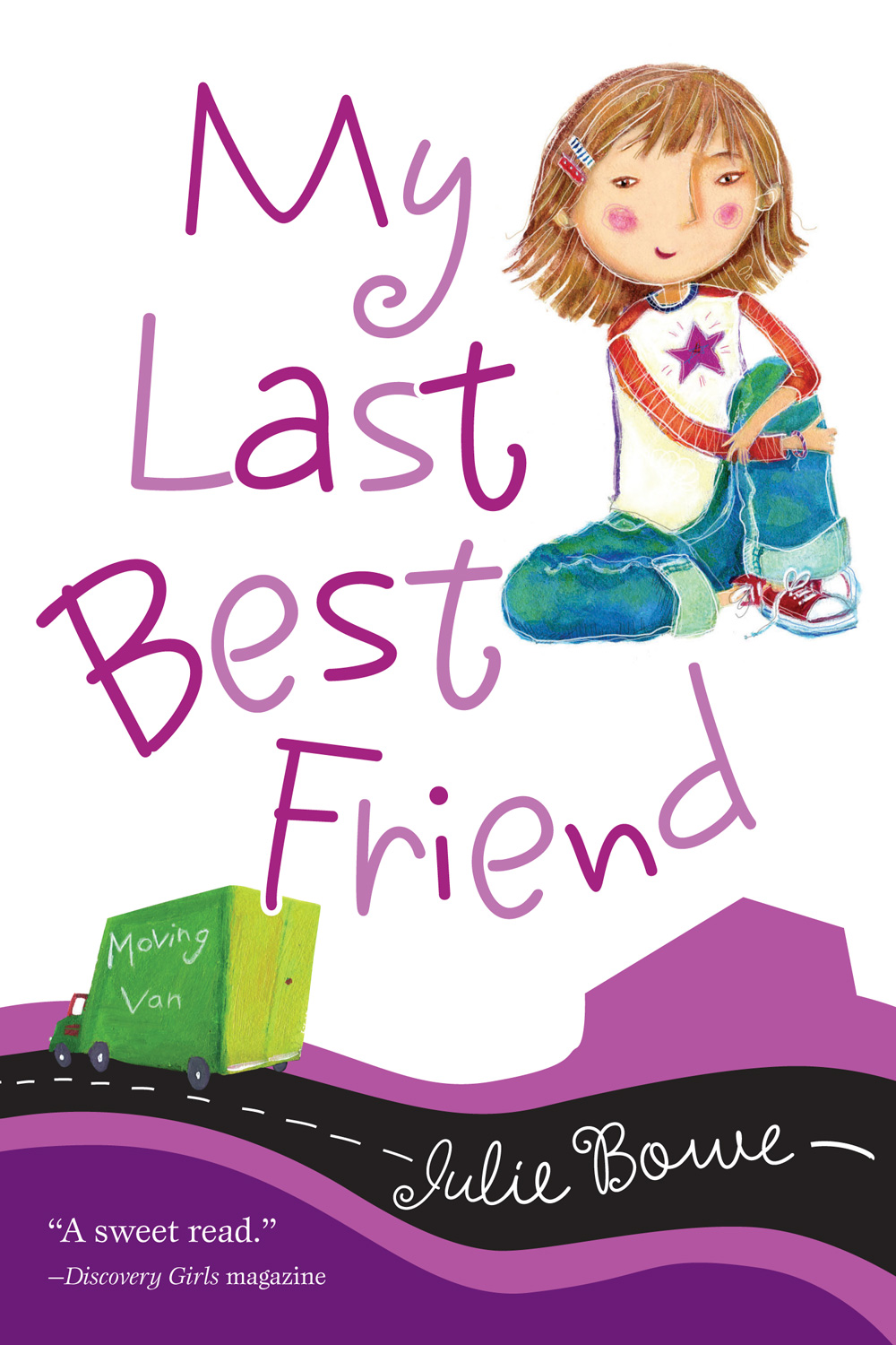 My Last Best Friend-9780152061975