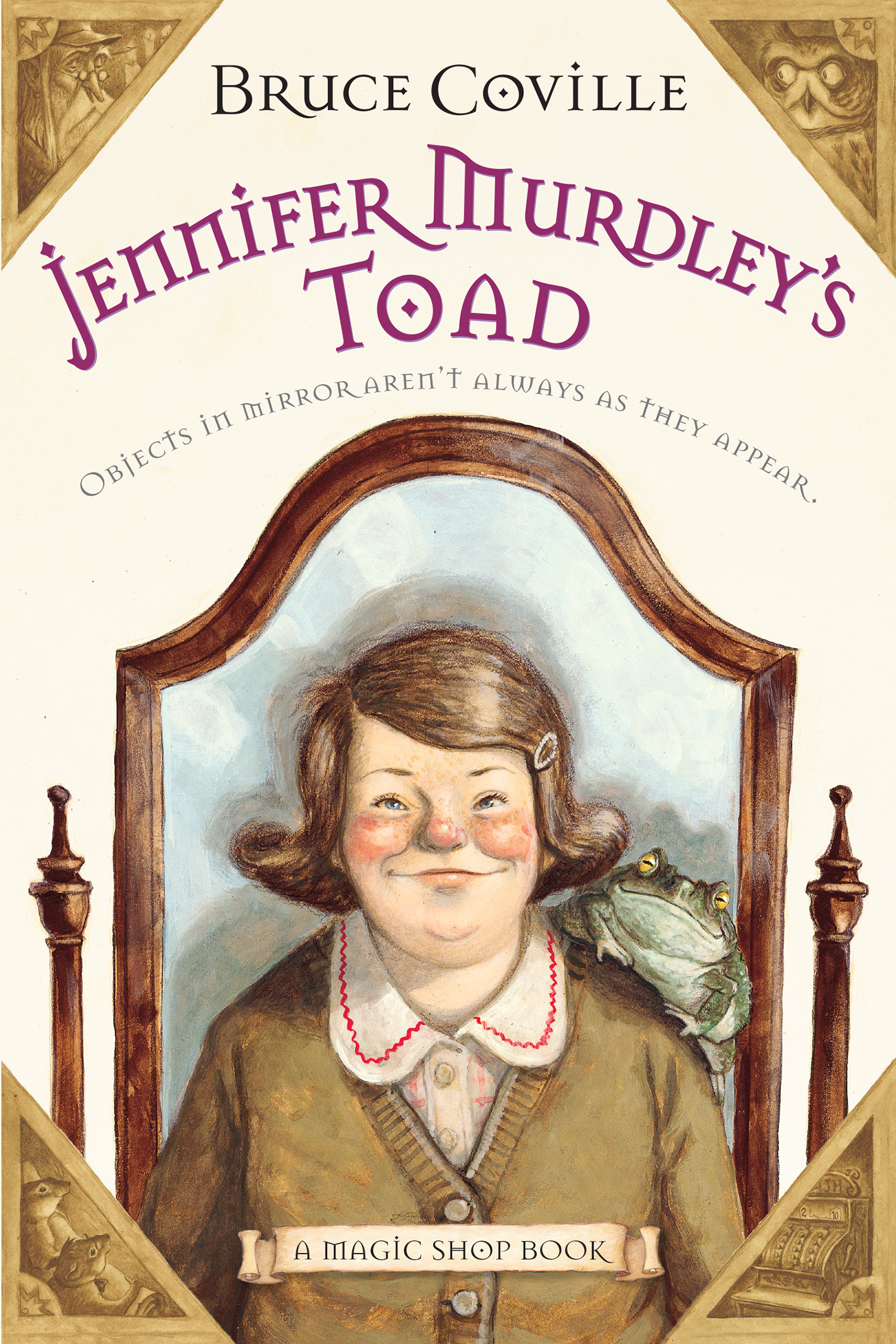 Jennifer Murdley's Toad-9780152062460