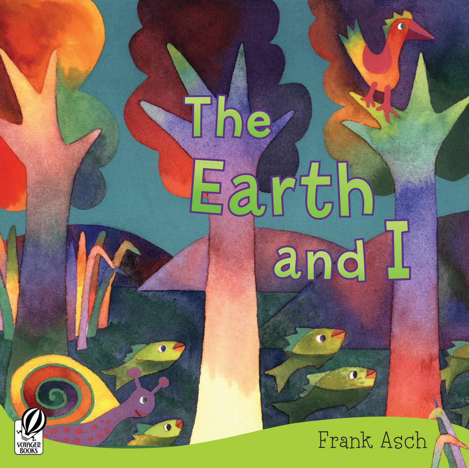 The Earth and I-9780152063955
