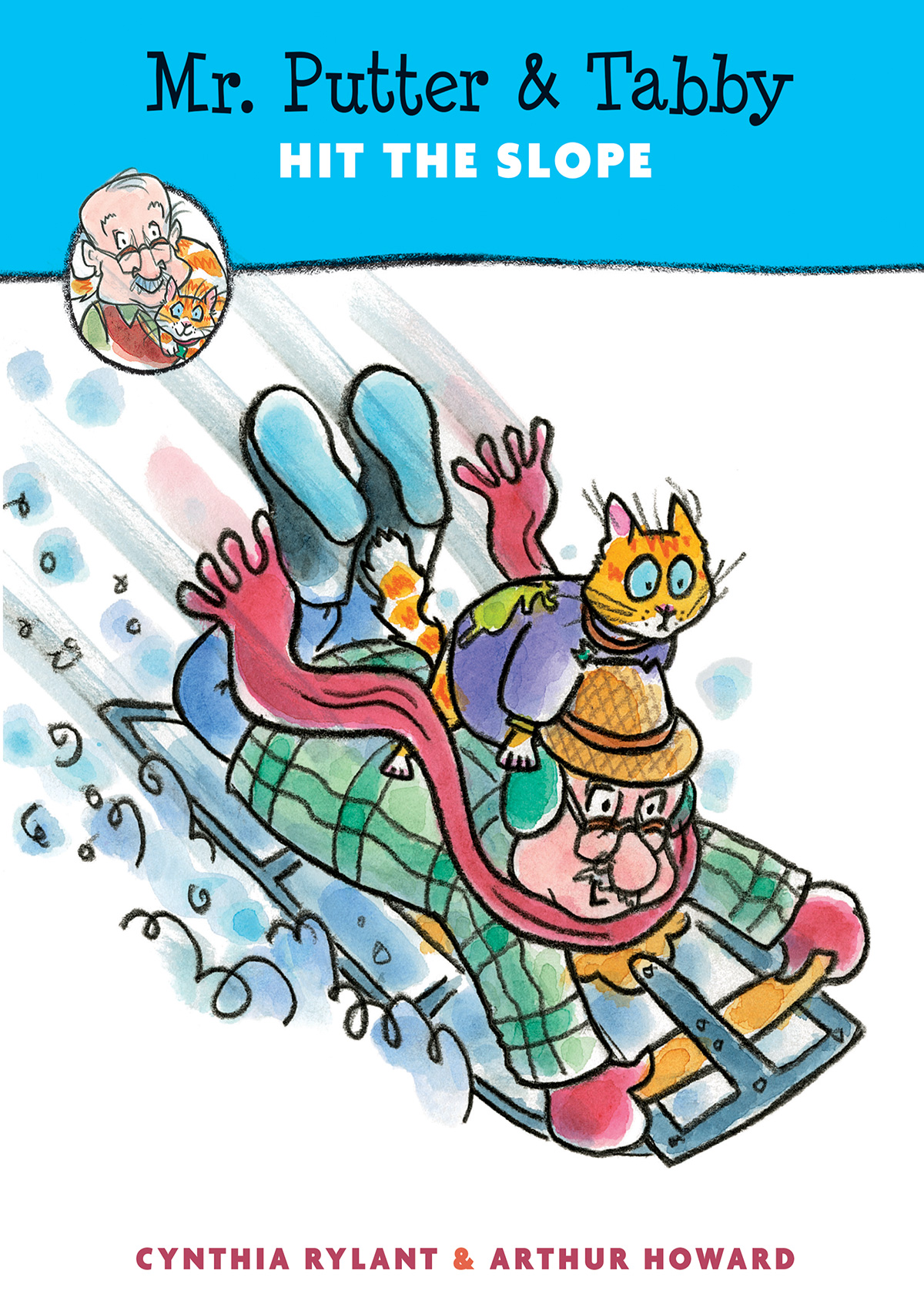 Mr. Putter & Tabby Hit the Slope-9780152064273
