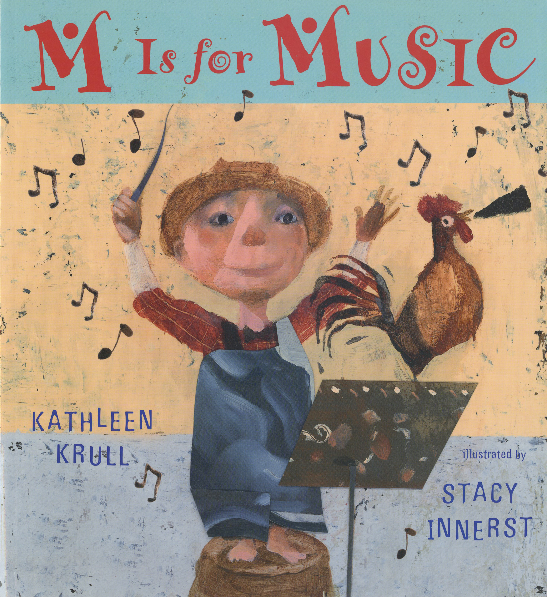 M Is for Music-9780152064792