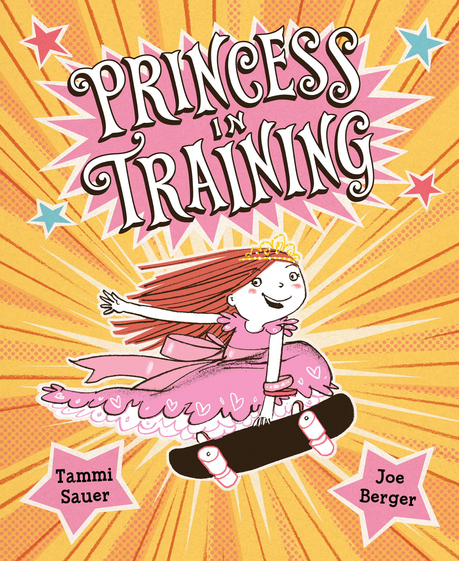 Princess in Training-9780152065997