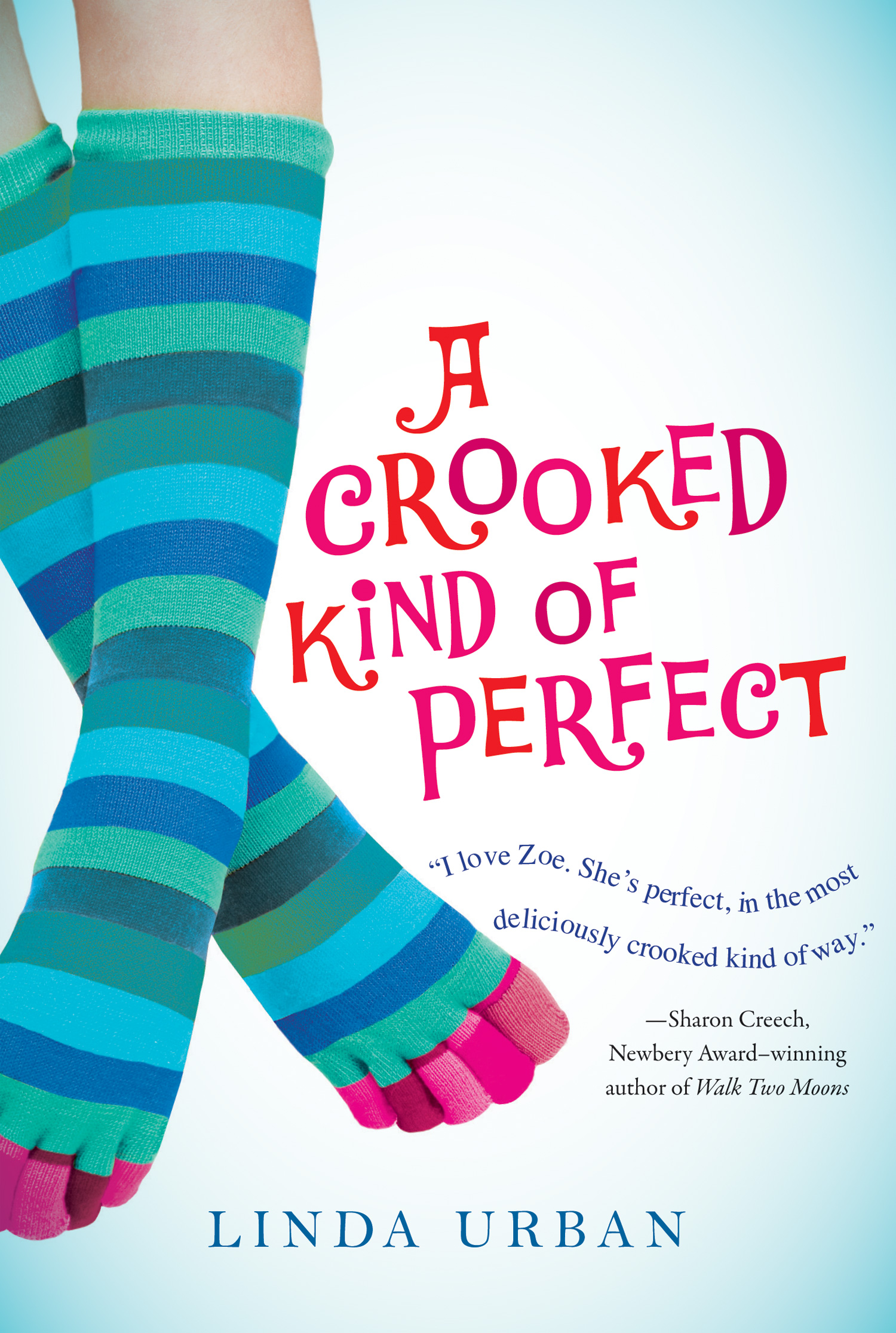 A Crooked Kind of Perfect-9780152066086
