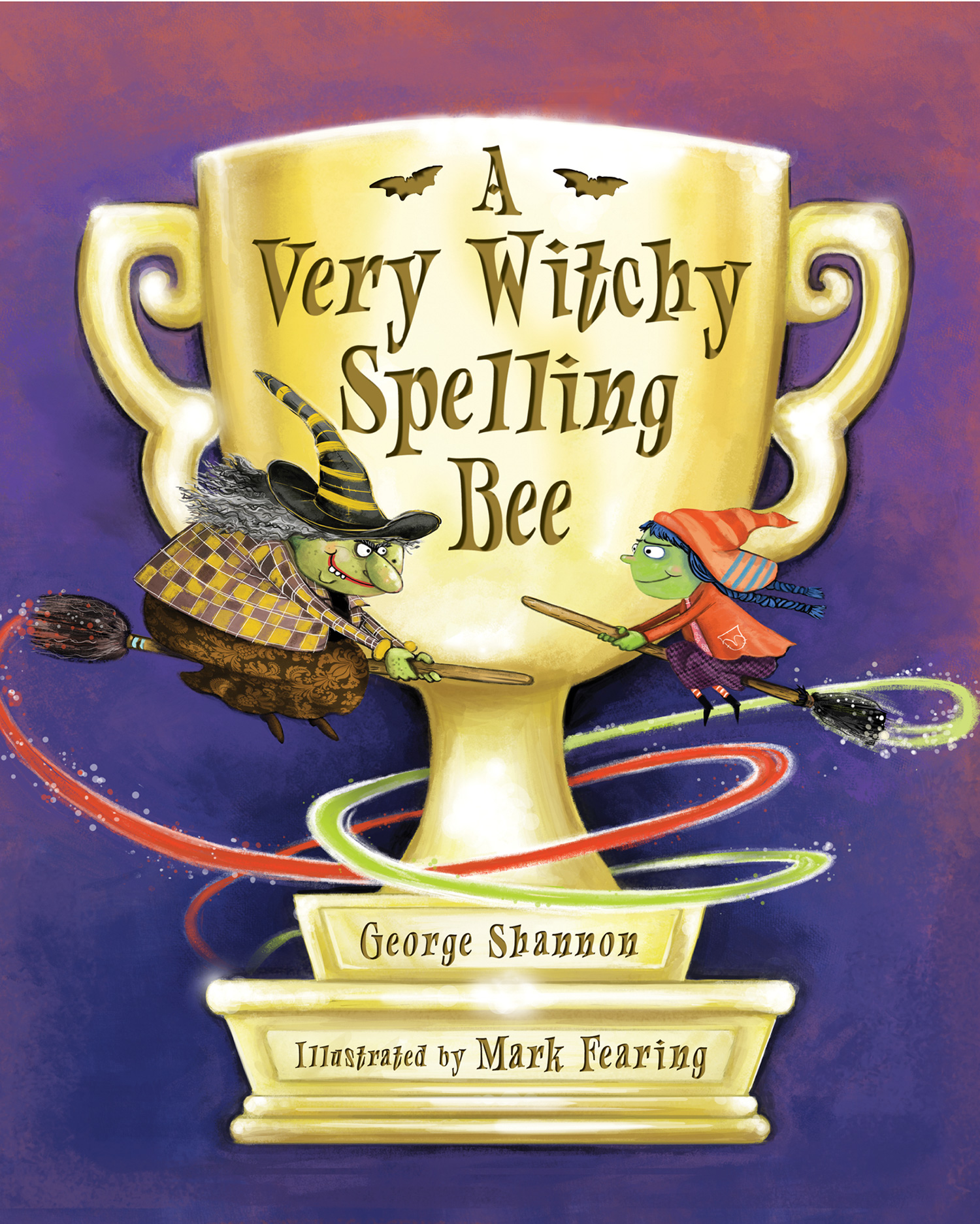 A Very Witchy Spelling Bee-9780152066963