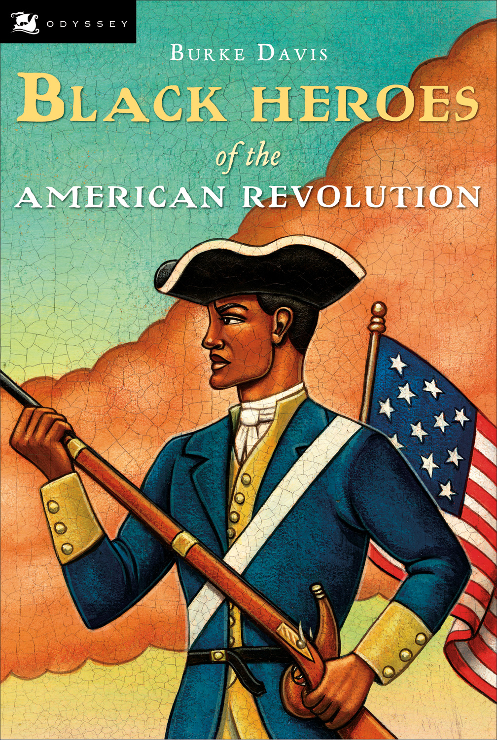 Black Heroes of the American Revolution-9780152085612