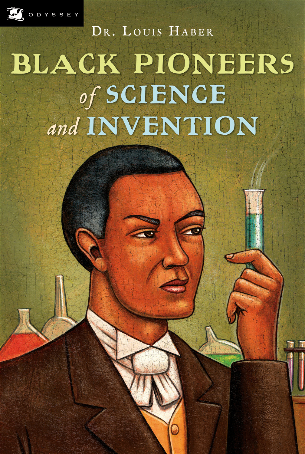 Black Pioneers of Science and Invention-9780152085667