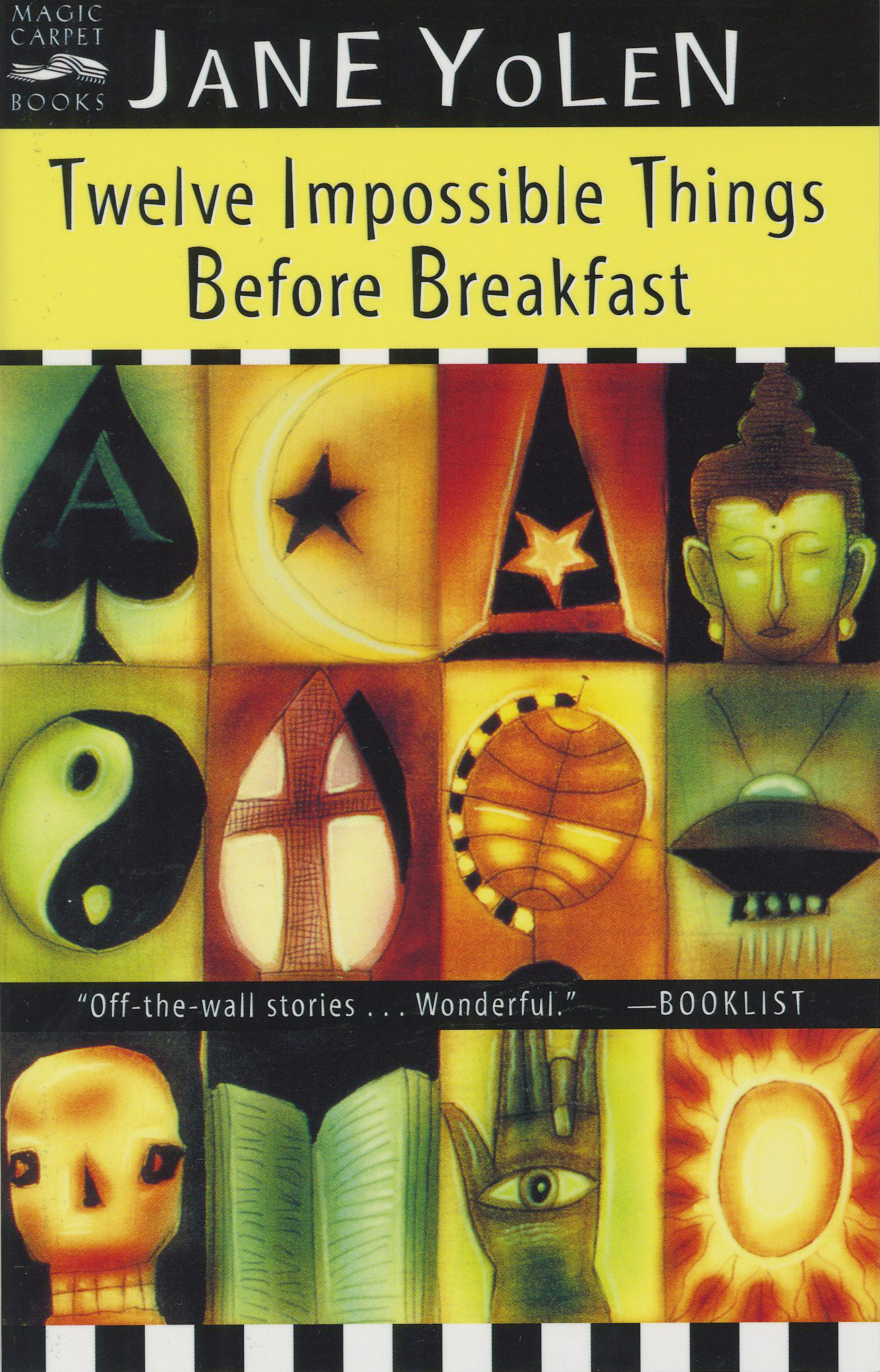 Twelve Impossible Things Before Breakfast-9780152164447