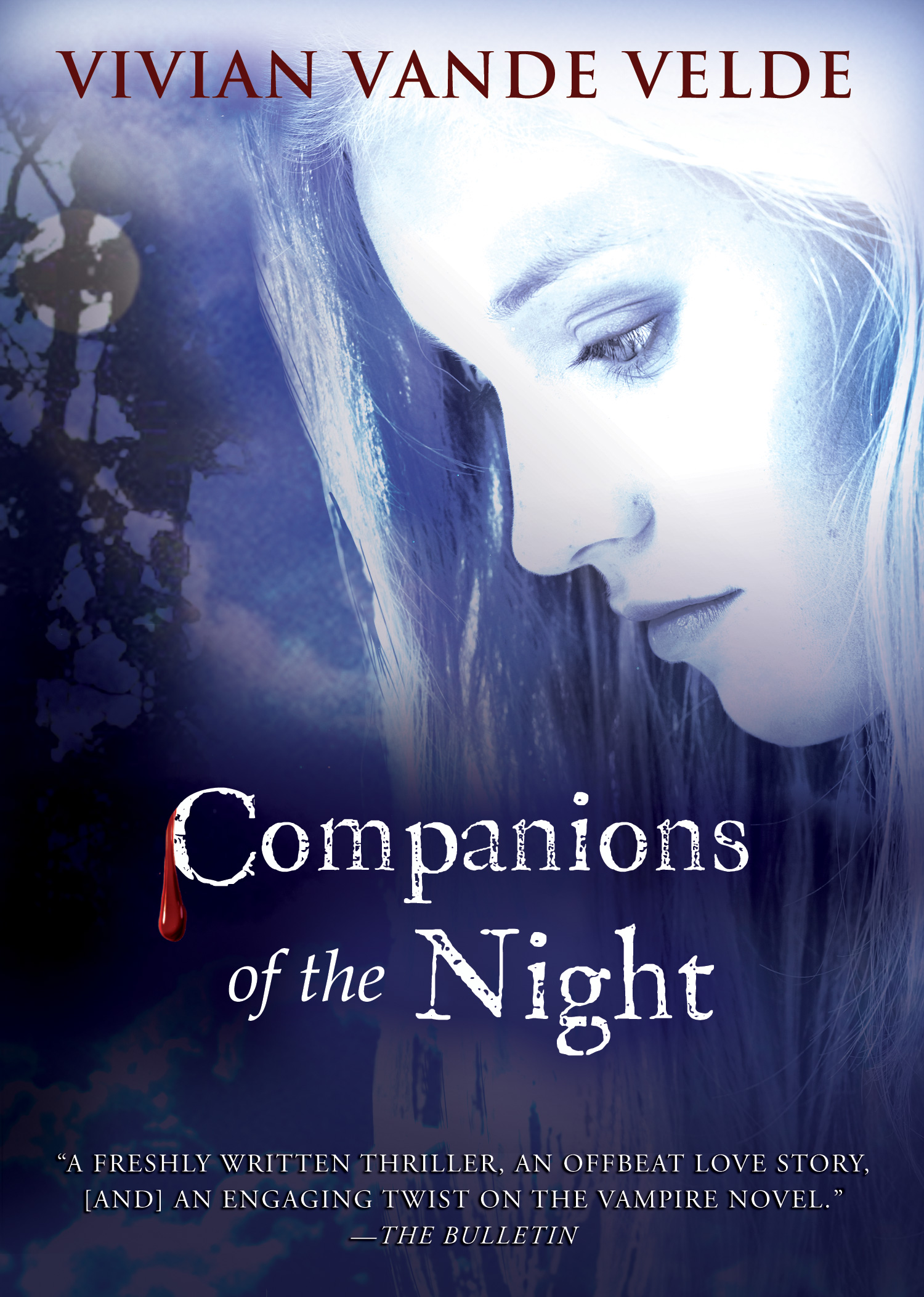 Companions of the Night-9780152166694