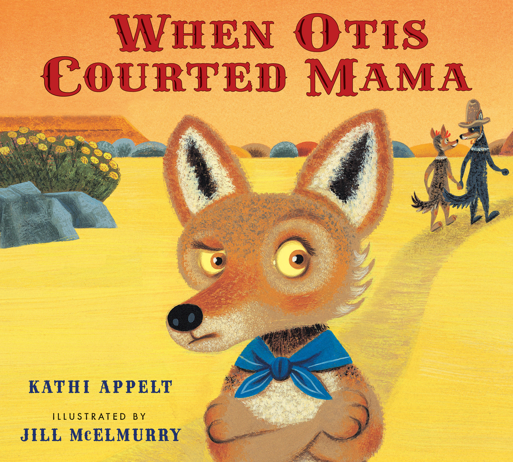 When Otis Courted Mama-9780152166885