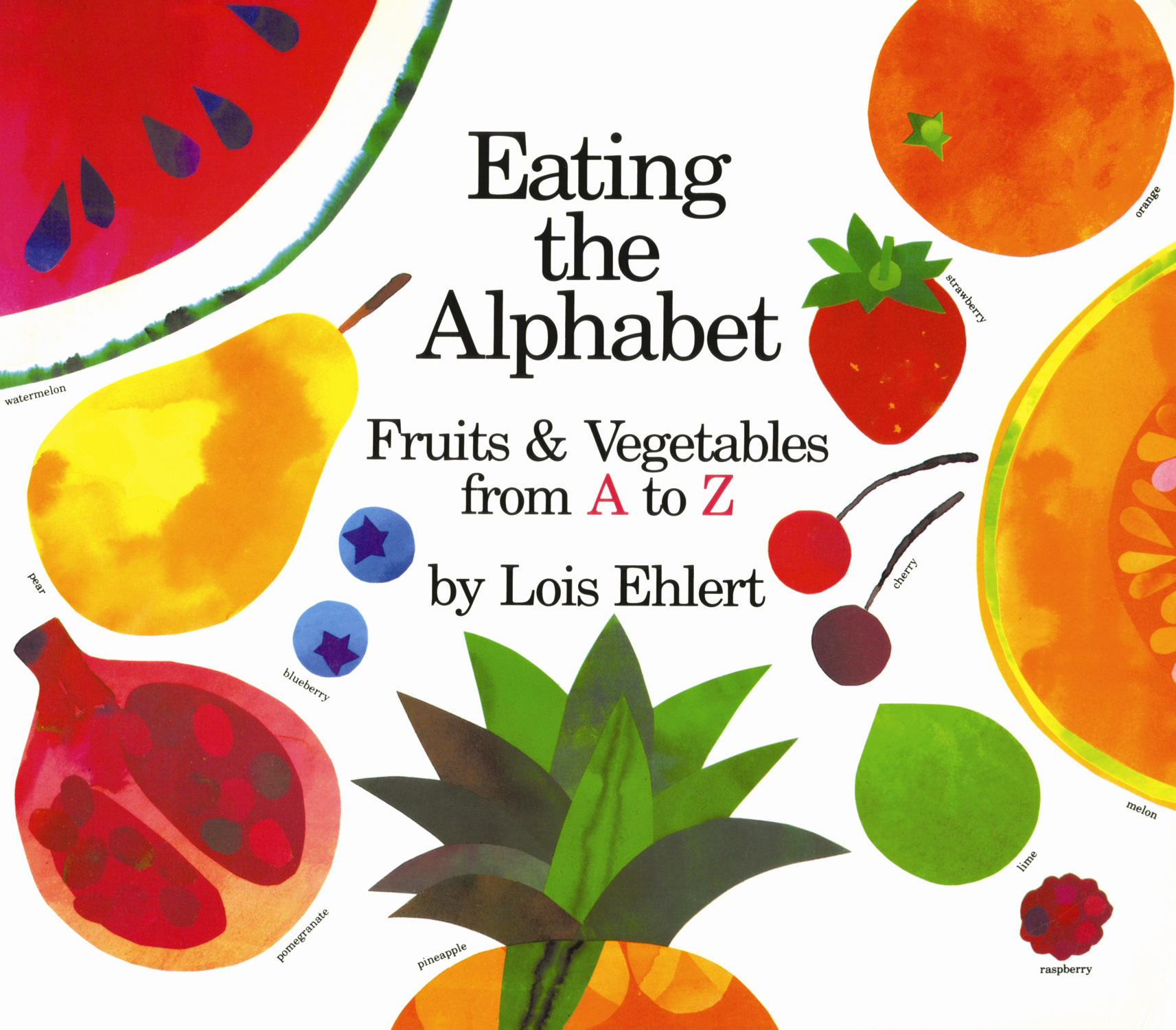 Eating the Alphabet-9780152244361