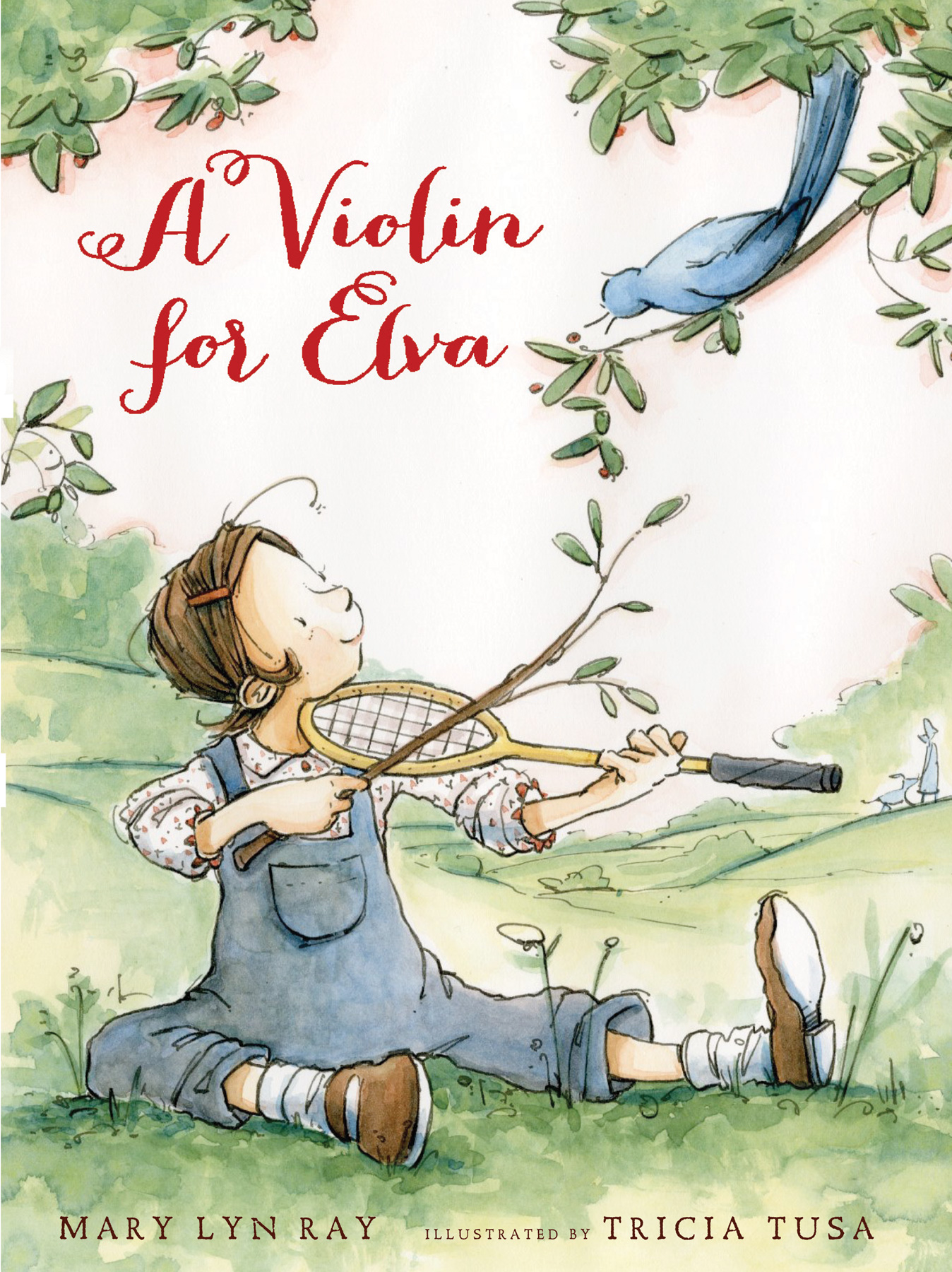A Violin for Elva-9780152254834