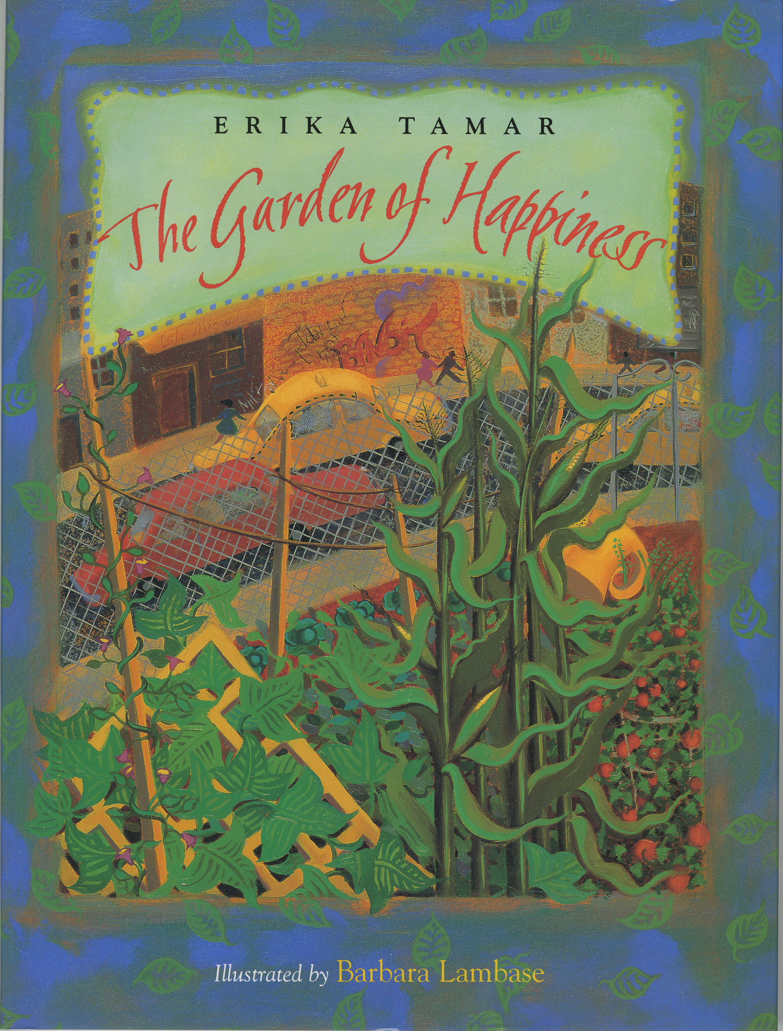 The Garden of Happiness-9780152305826