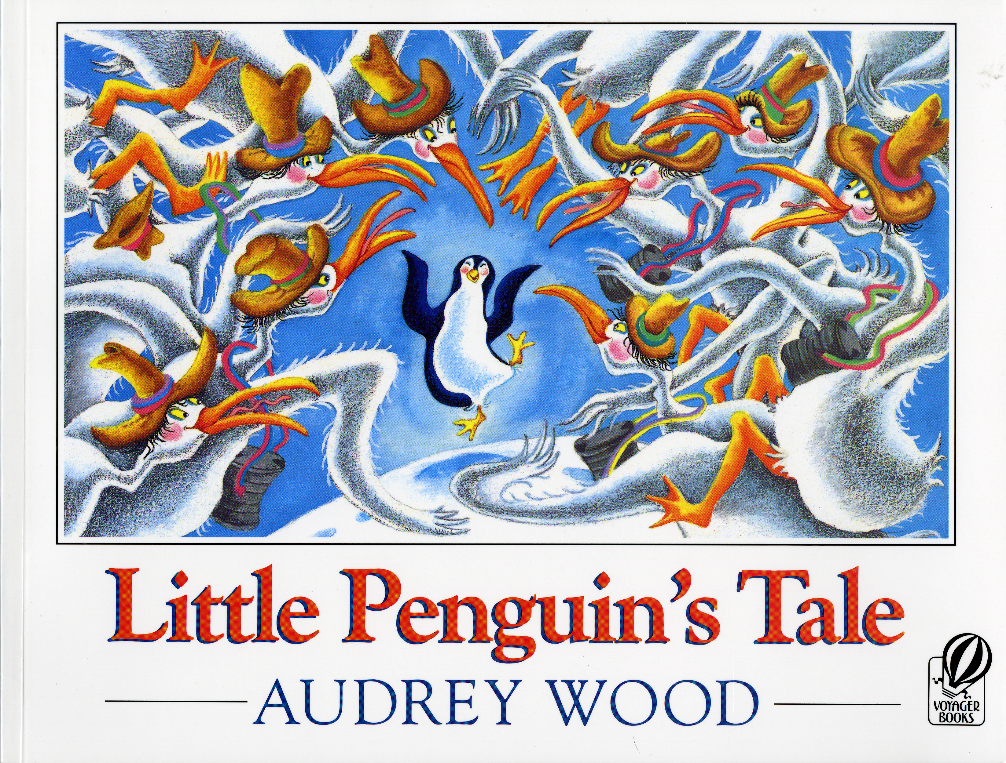 Little Penguin's Tale-9780152474768
