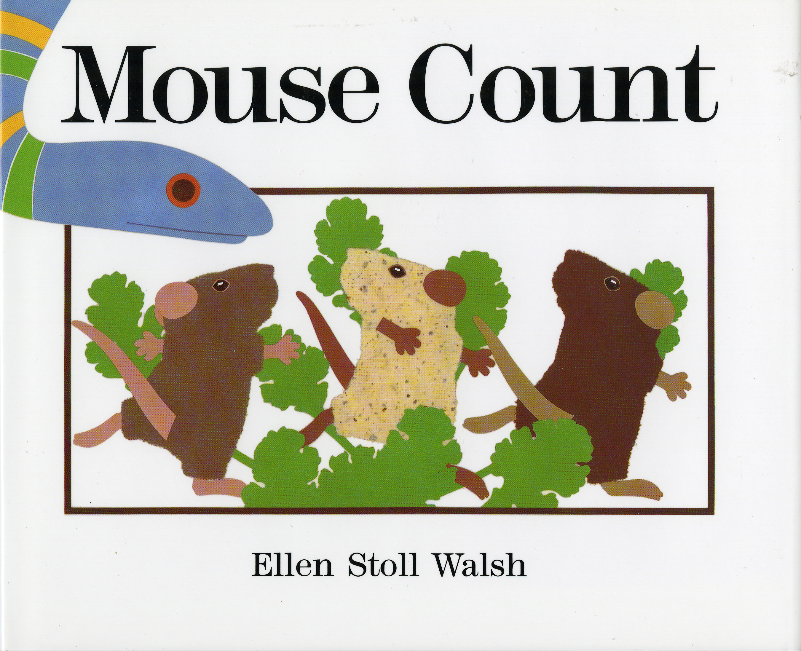 Mouse Count-9780152560232