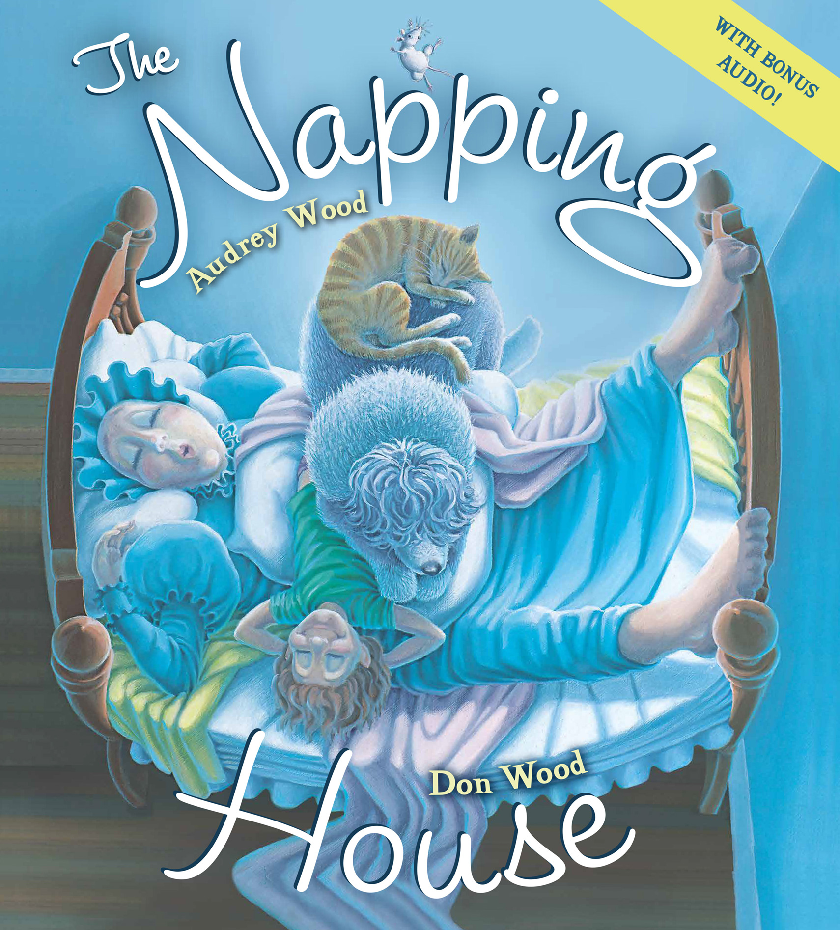 The Napping House-9780152567088