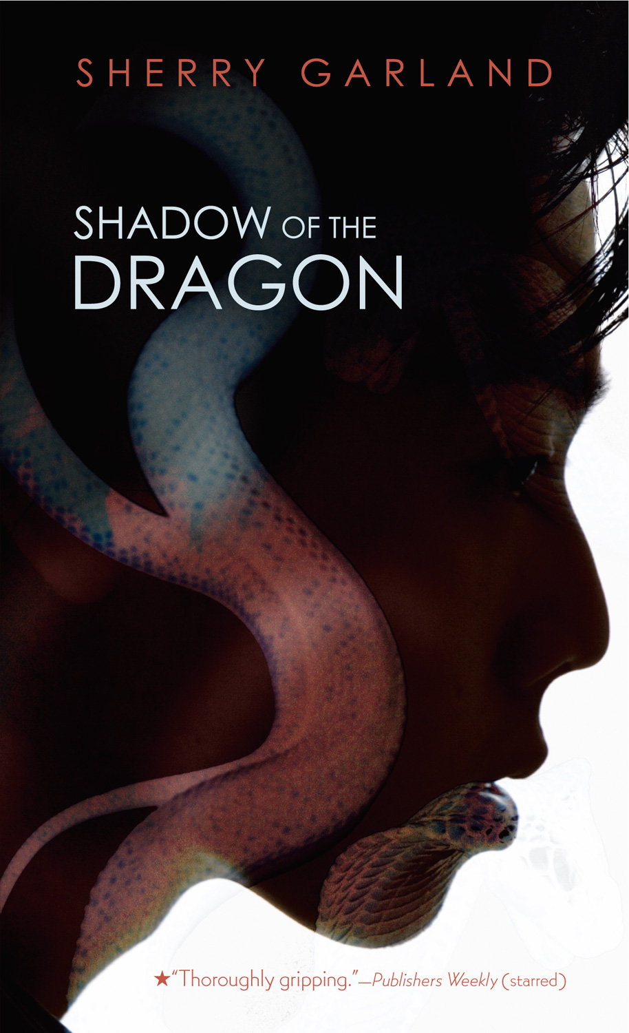 Shadow of the Dragon-9780152735326