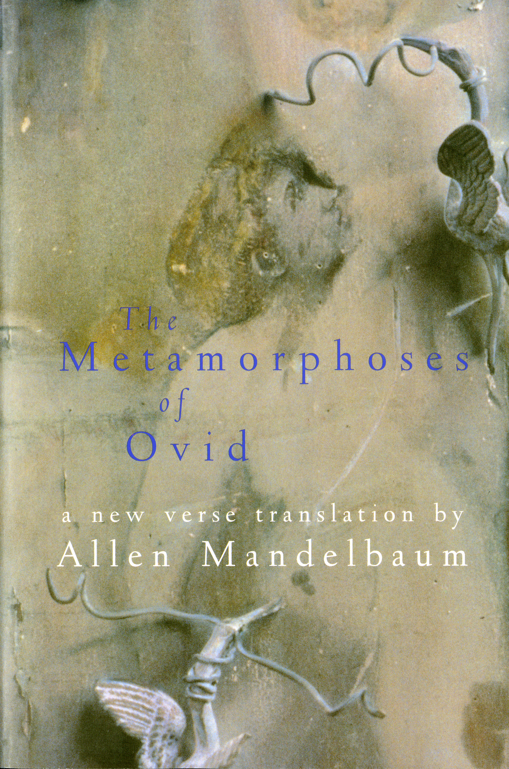 The Metamorphoses of Ovid-9780156001267